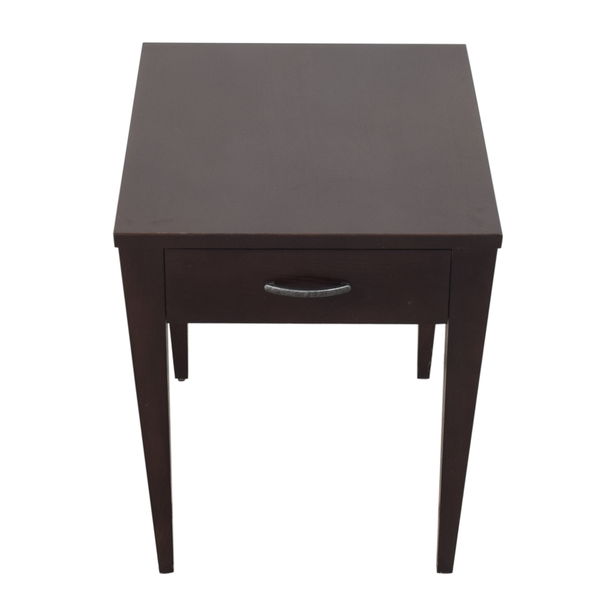 Ethan Allen Ethan Allen Single Drawer End Table pa