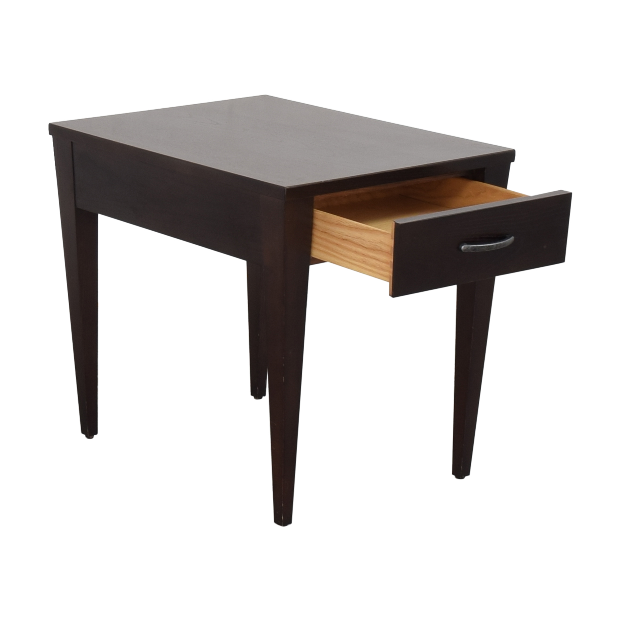 Ethan Allen Single Drawer End Table / End Tables