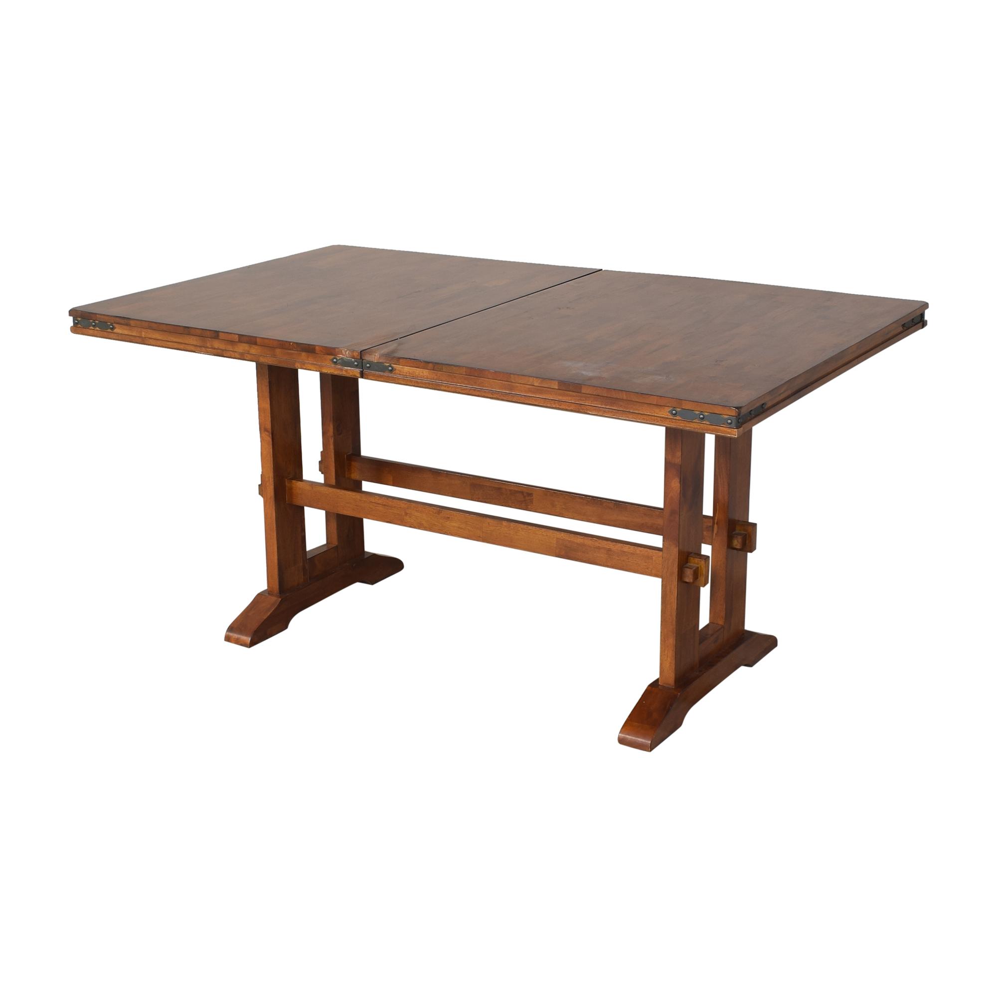 Lenox Lenox Extendable Dining Table ma