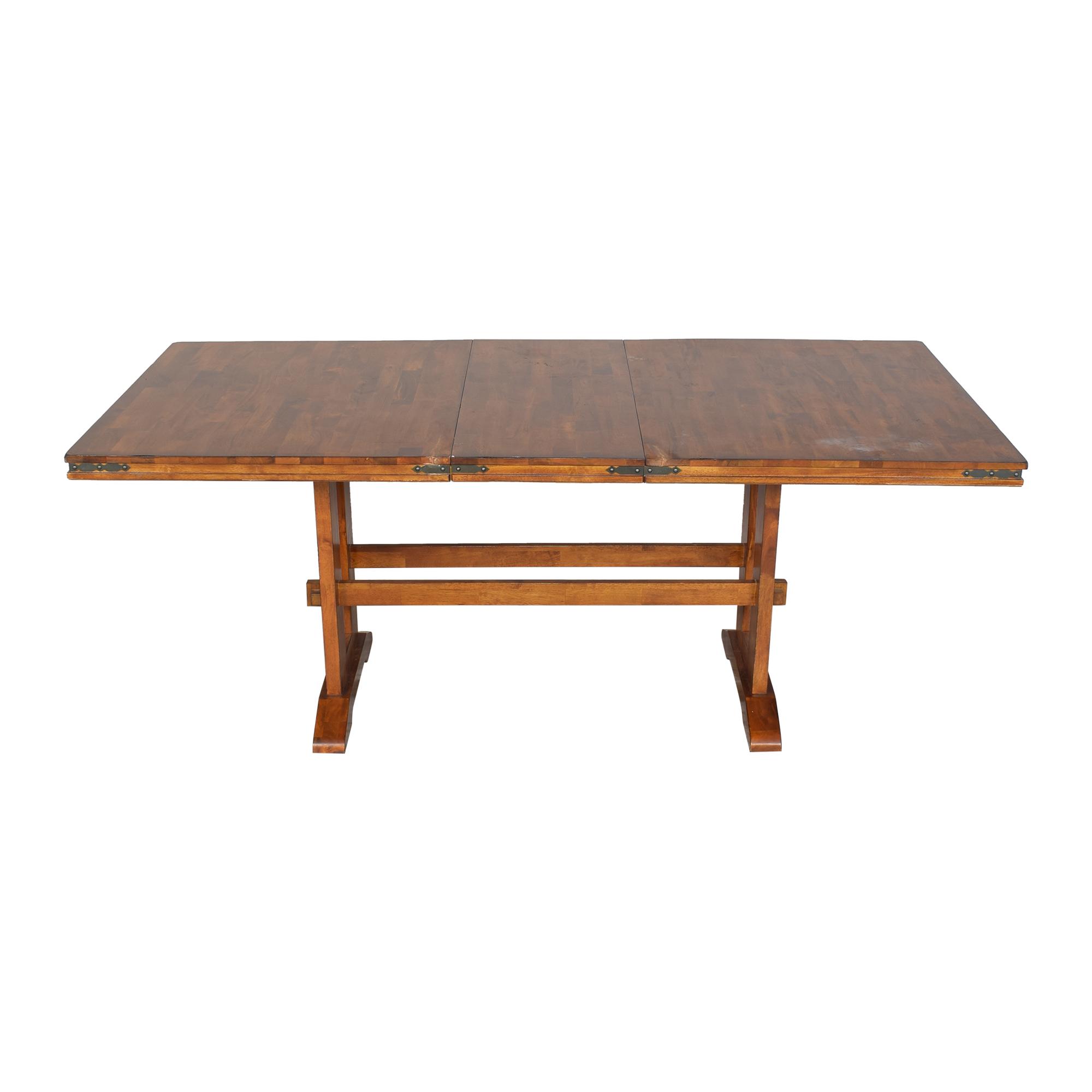 Lenox Lenox Extendable Dining Table discount