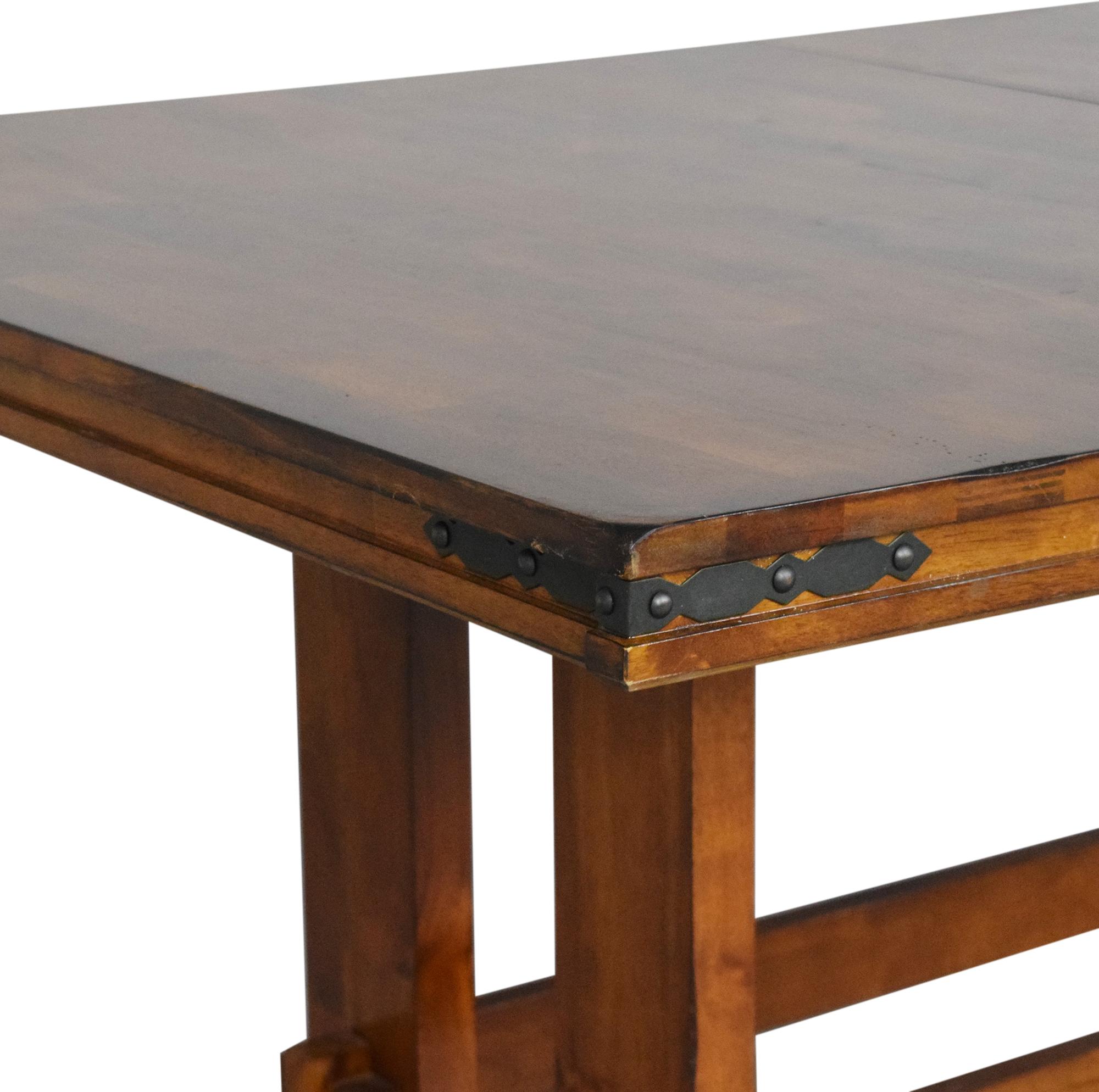buy Lenox Extendable Dining Table Lenox