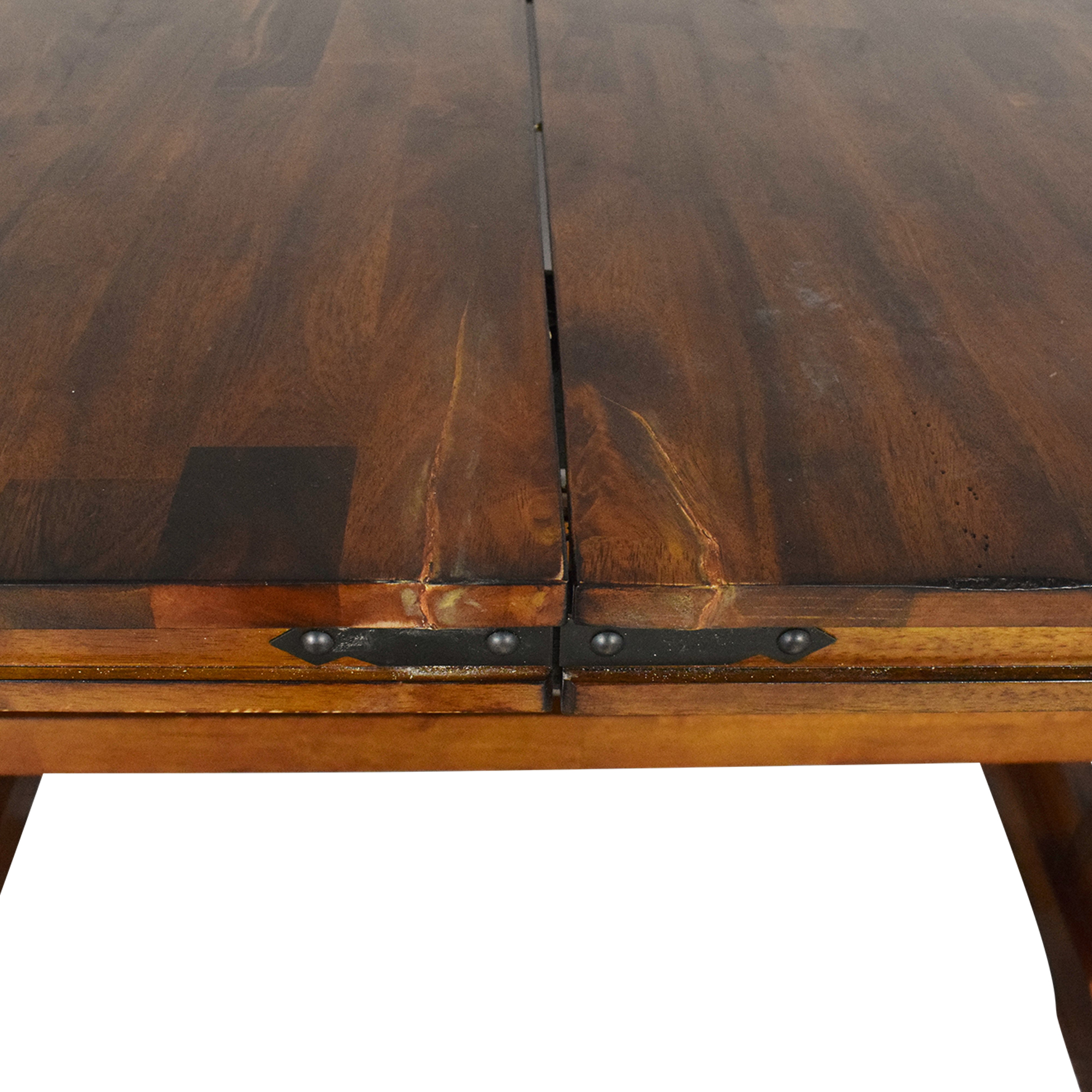 Lenox Lenox Extendable Dining Table second hand