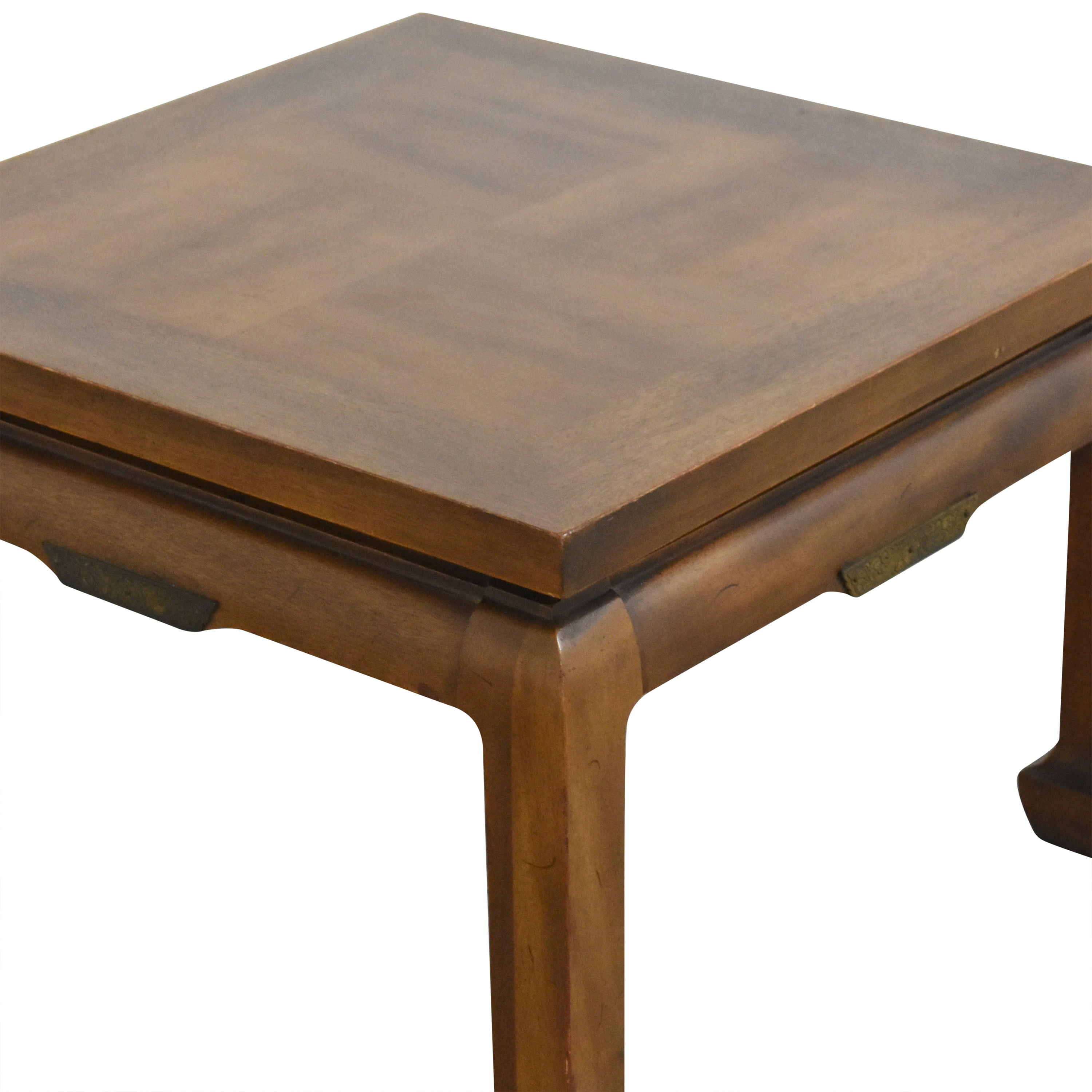 Century Furniture Square End Table  / End Tables