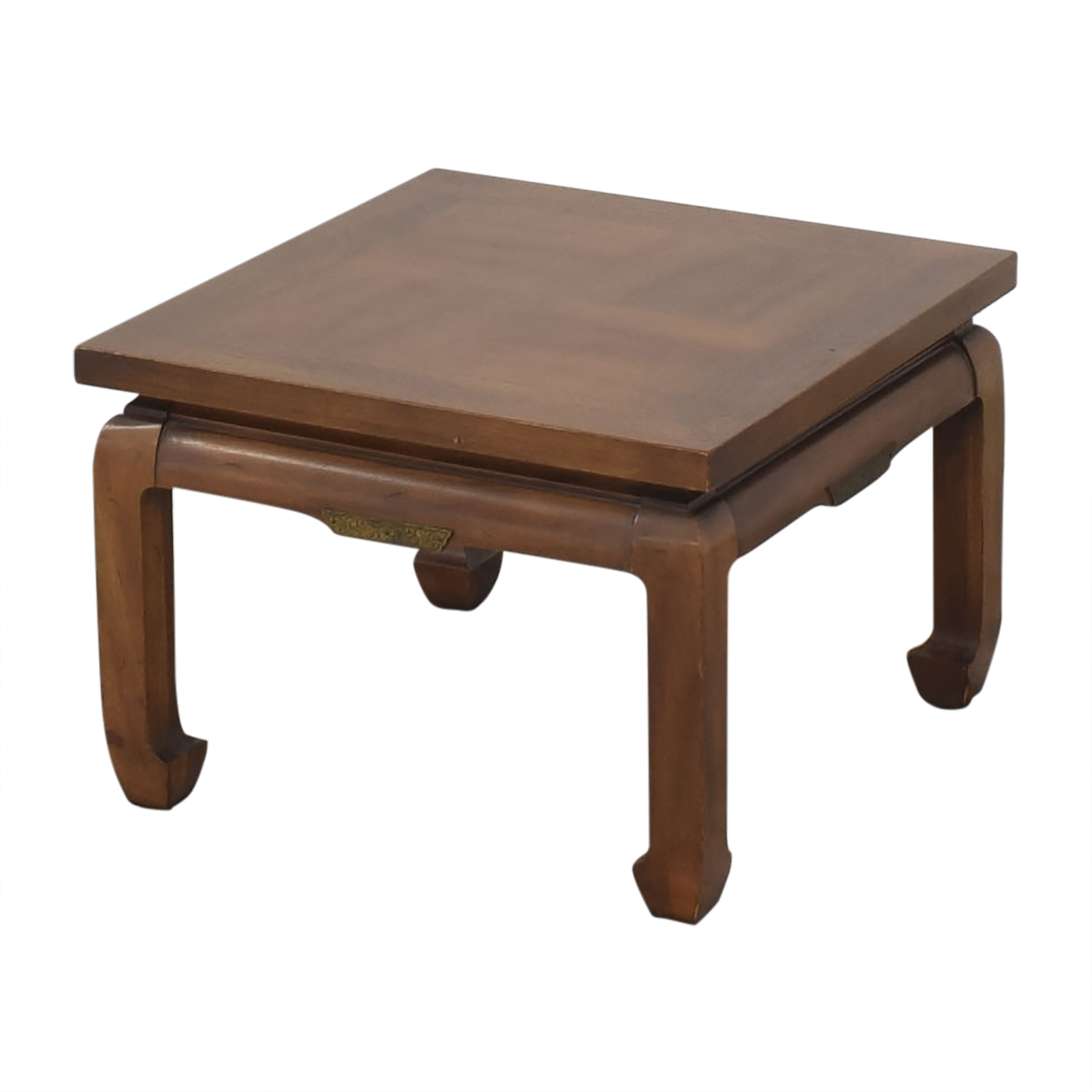 Century Furniture Square End Table  / Tables