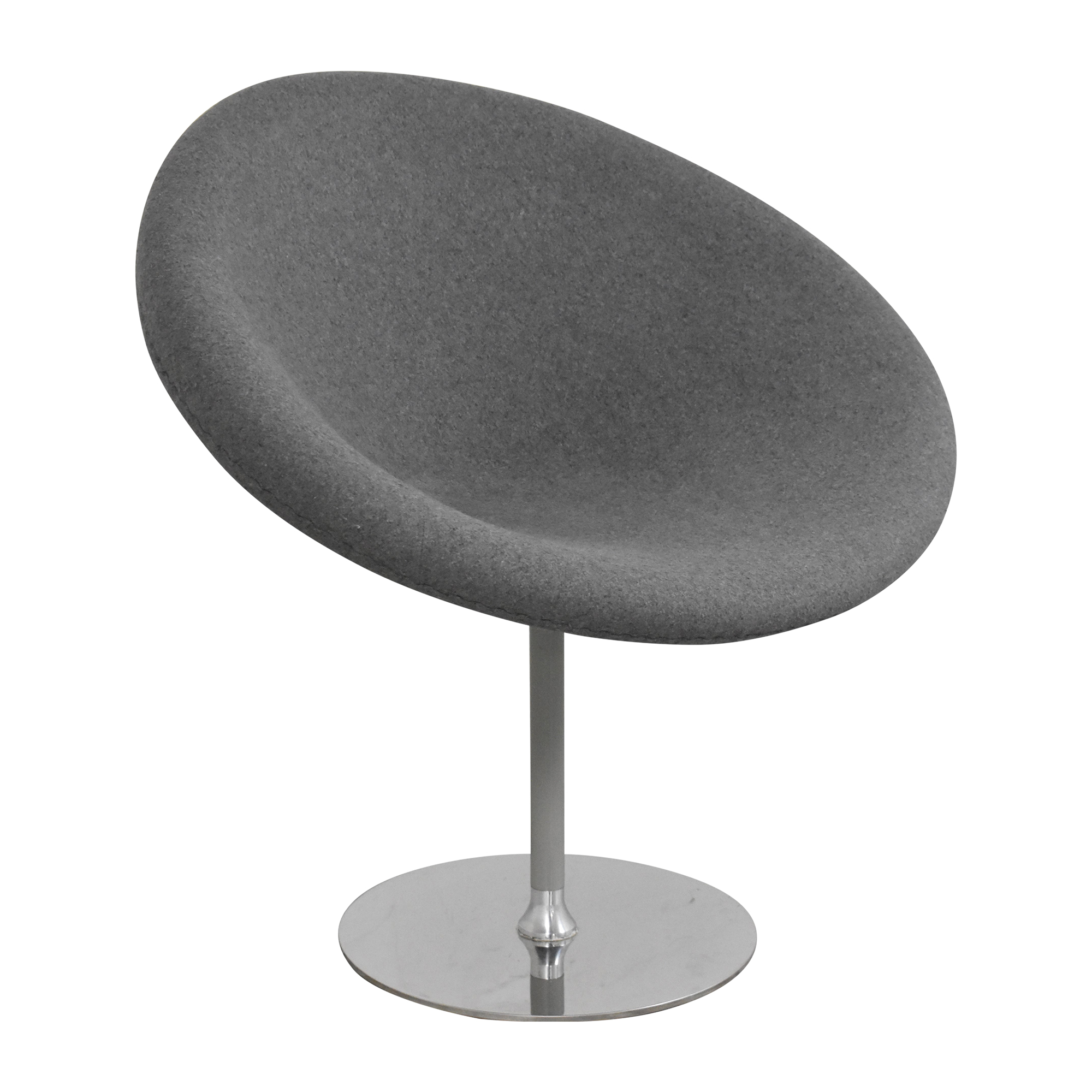 buy France and Son Round Swivel Chair France and Son Chairs