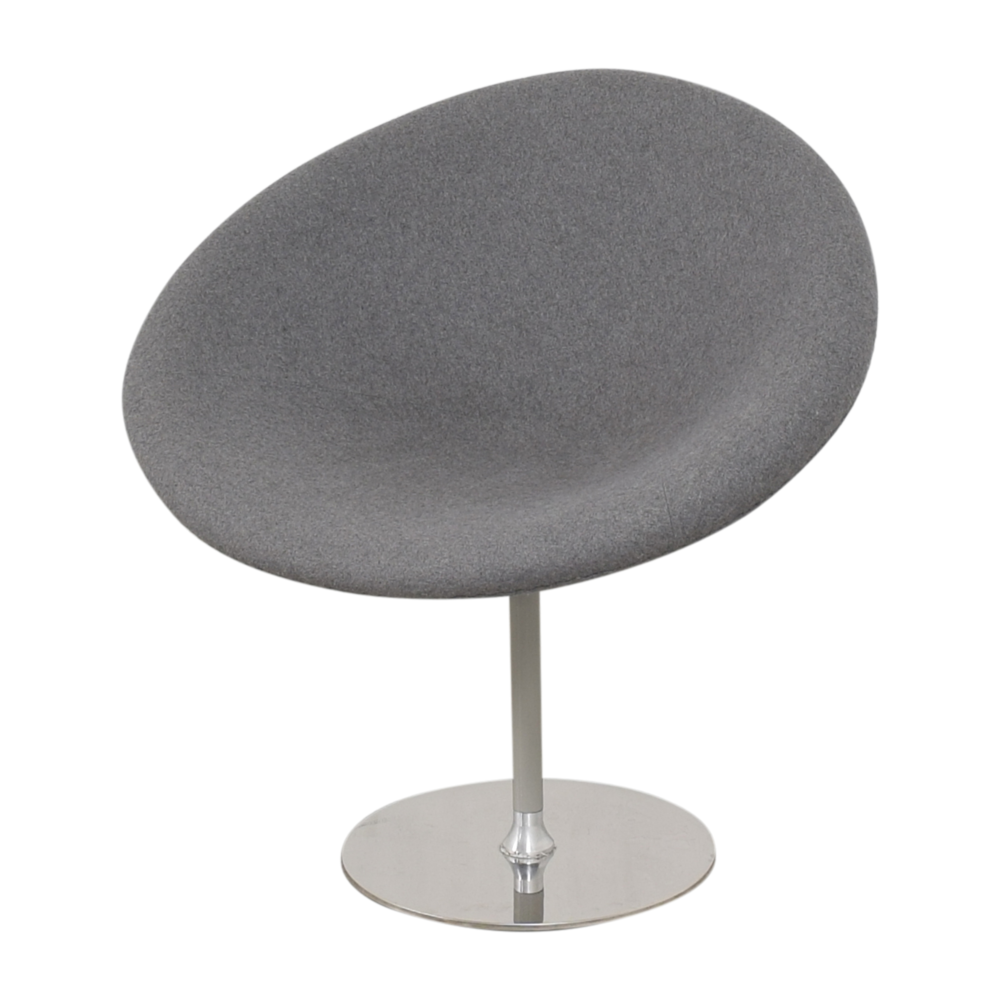 shop France and Son Round Swivel Chair France and Son