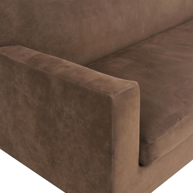 Ligne Roset Ligne Roset Single Cushion Sofa Classic Sofas
