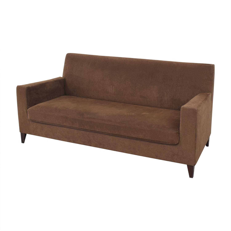buy Ligne Roset Single Cushion Sofa Ligne Roset Sofas