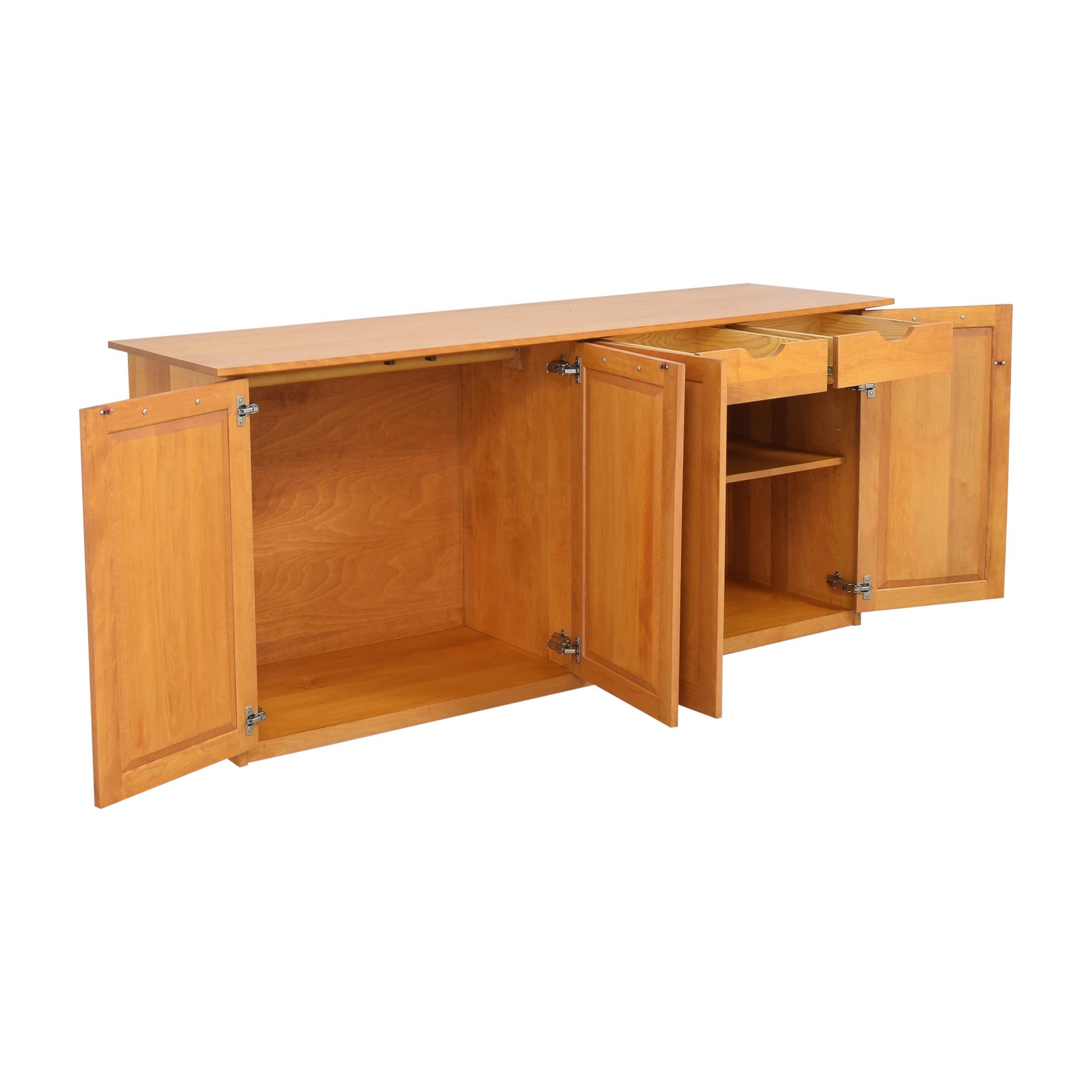 Pompanoosuc Mills Buffet Cabinet sale