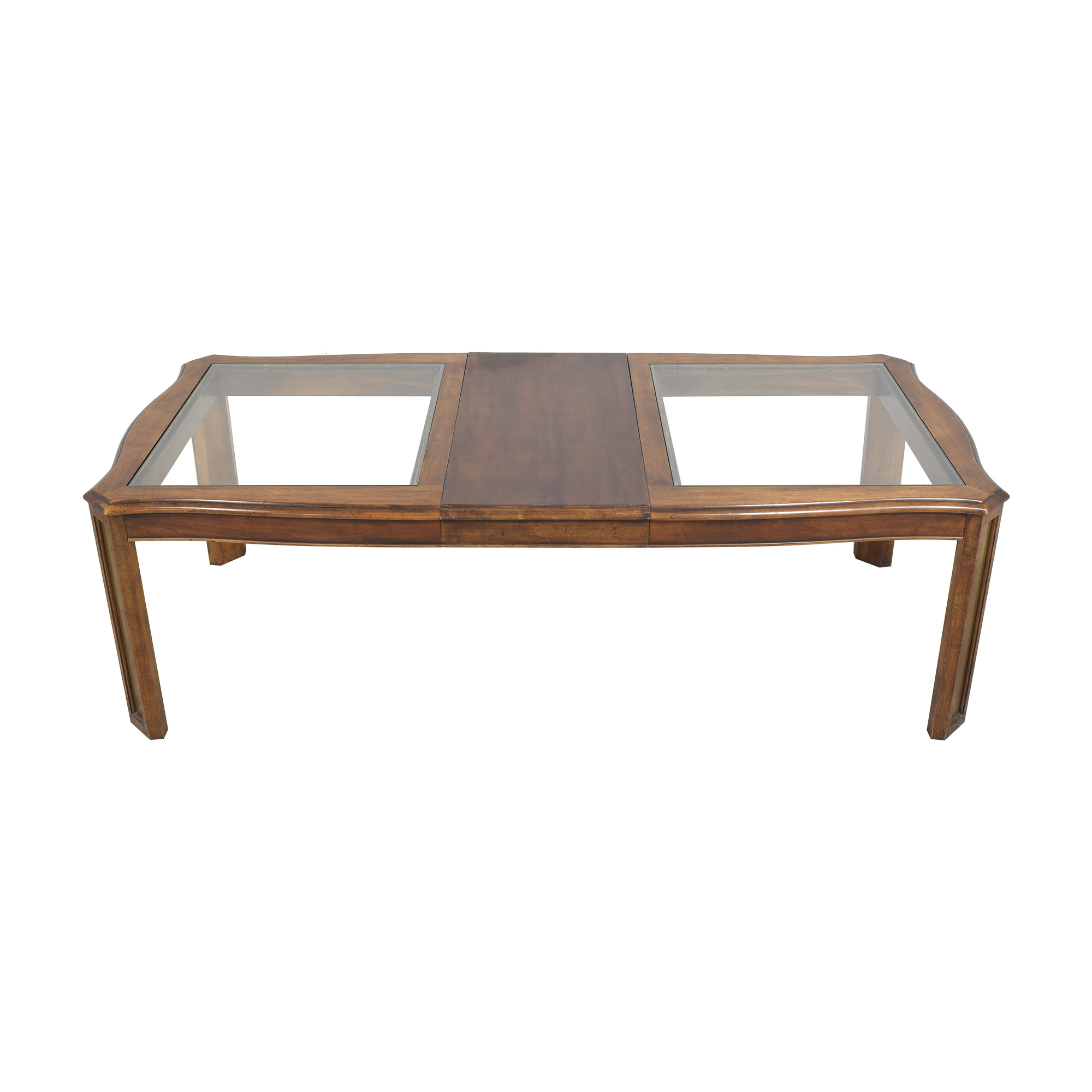 American of Martinsville American of Martinsville Extendable Dining Table