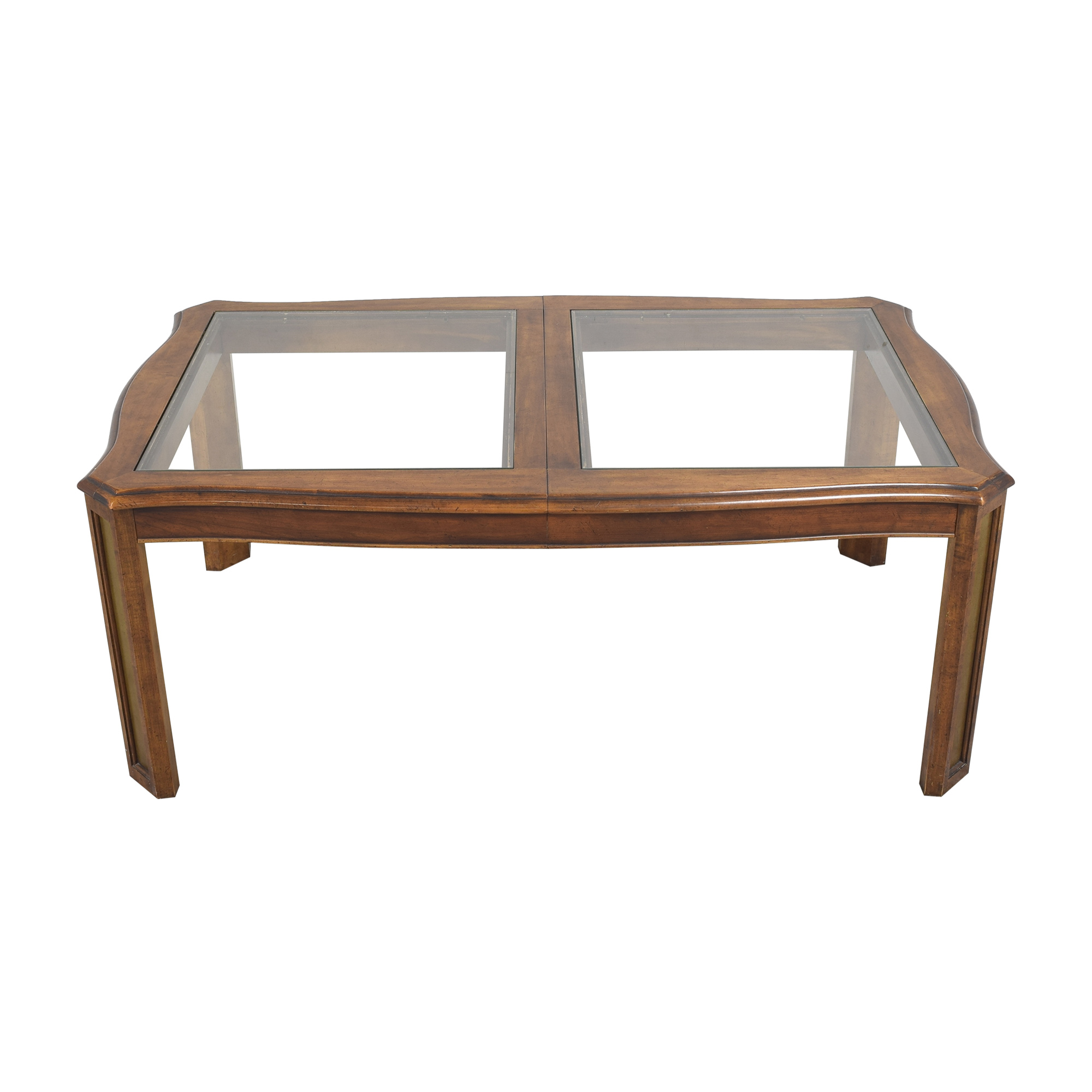 shop American of Martinsville Extendable Dining Table American of Martinsville Dinner Tables