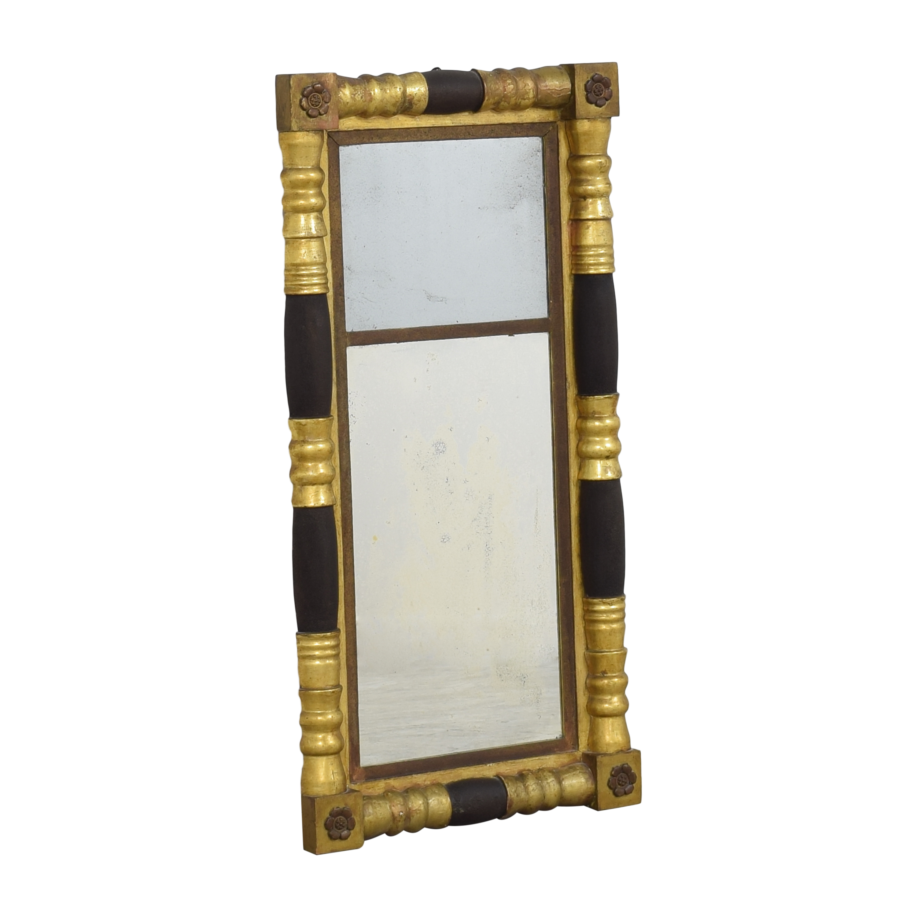 Vintage Colonial-Style Framed Mirror price