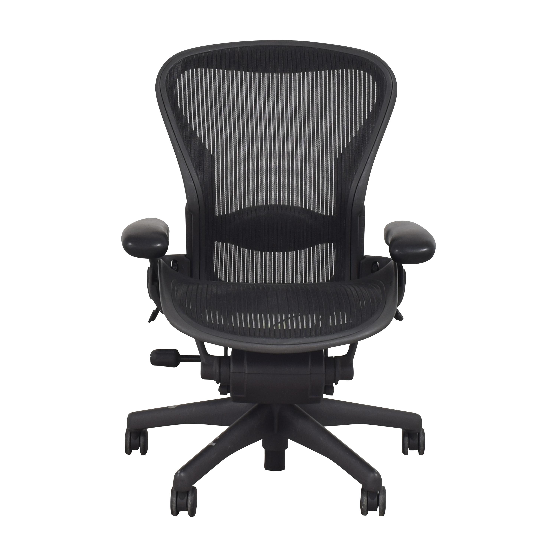 Herman Miller Herman Miller Size B Aeron Chair Chairs