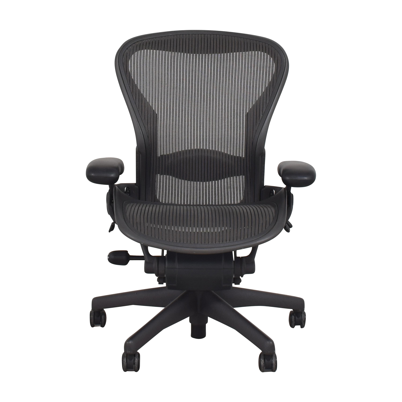 Herman Miller Herman Miller Size B Aeron Chair ct