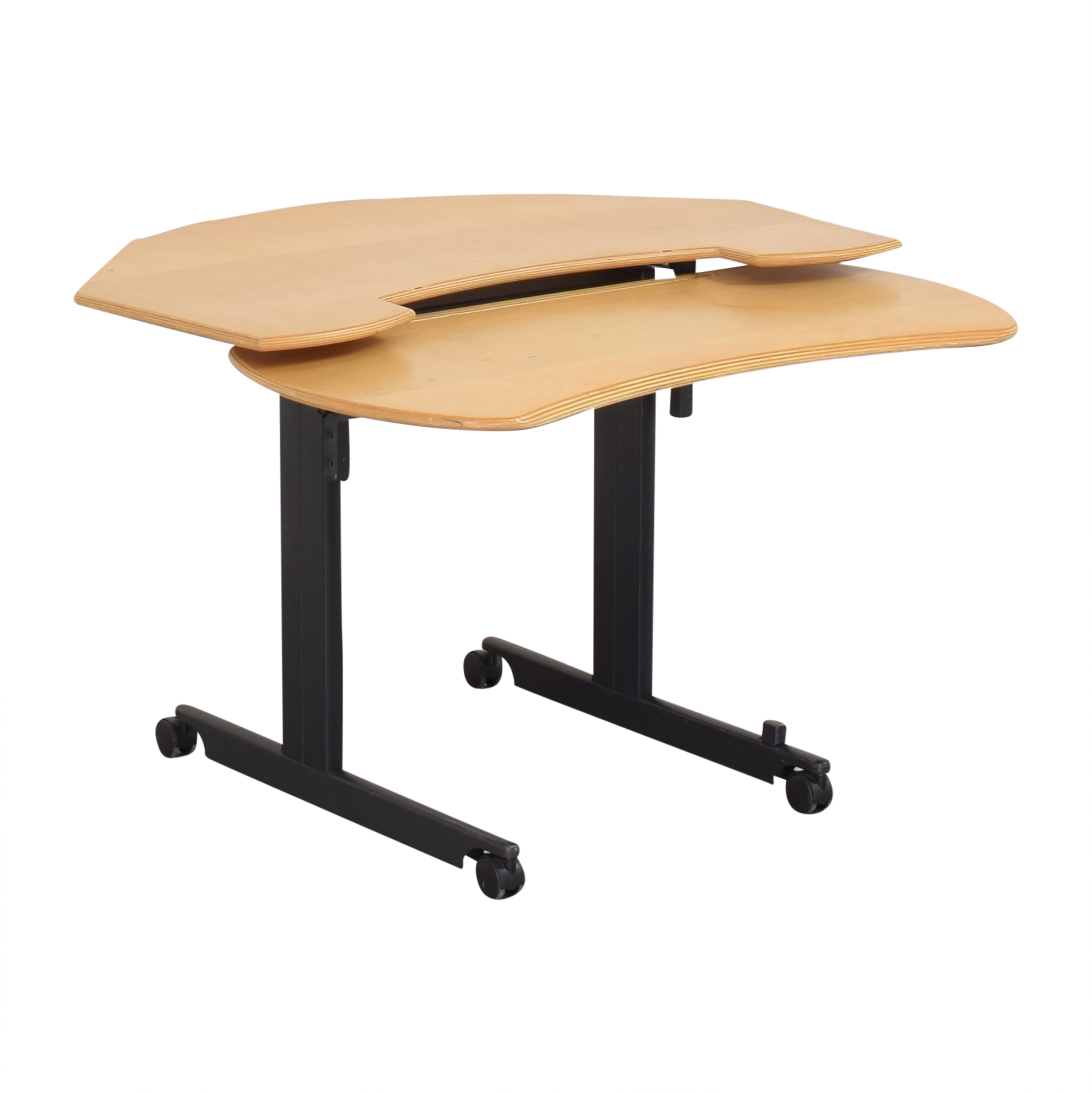 shop Biomorph Tiered Desk Biomorph
