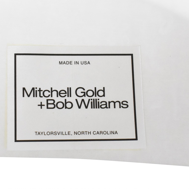 Mitchell Gold + Bob Williams Mitchell Gold + Bob Williams Slipcovered Arm Chair