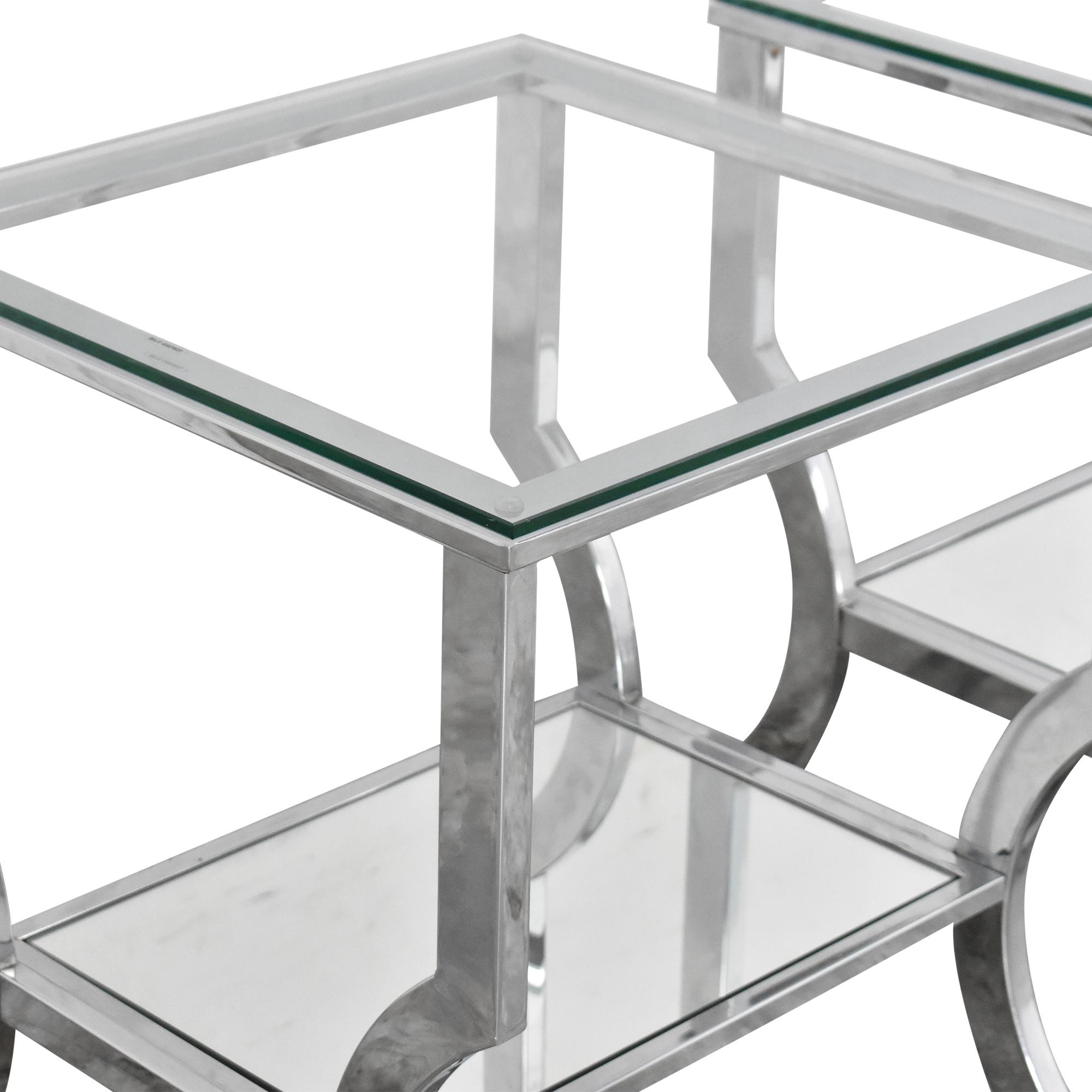Transparent End Tables price