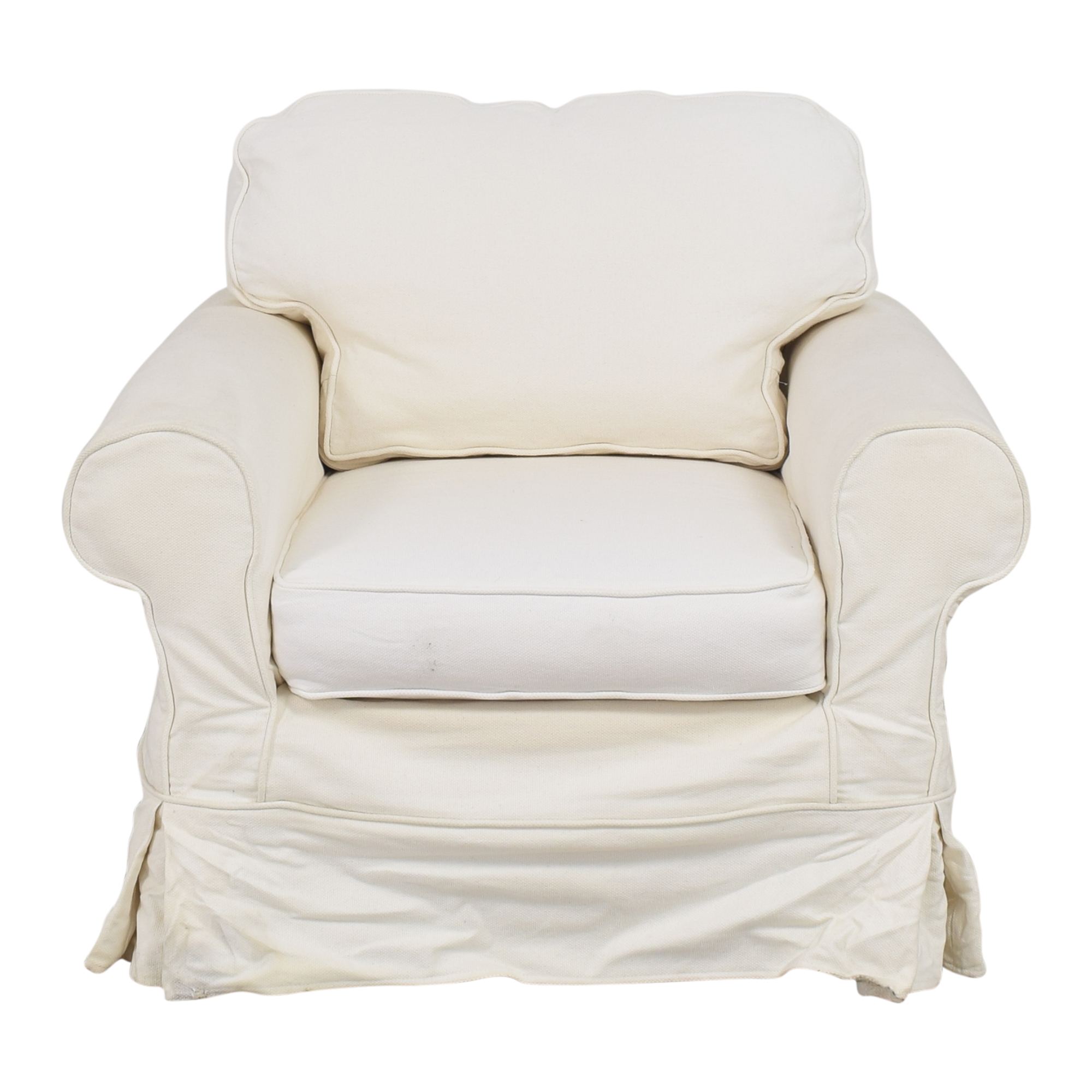 Mitchell Gold + Bob Williams Mitchell Gold + Bob Williams Slipcovered Arm Chair coupon