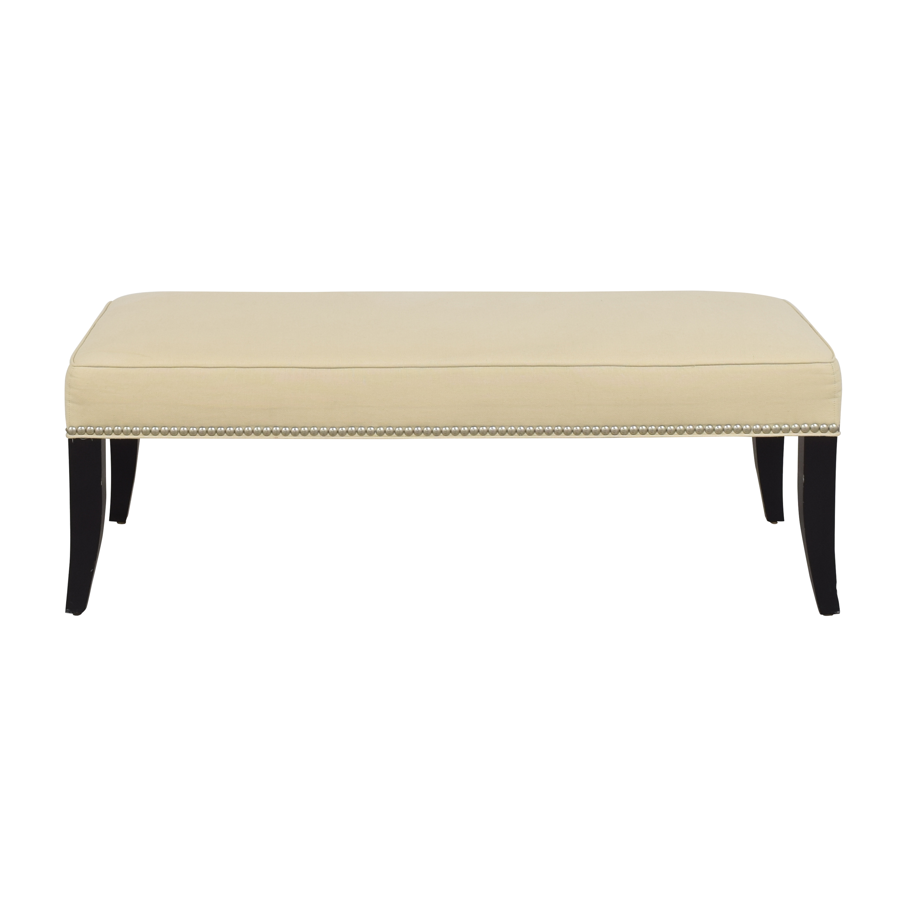 Crate & Barrel Crate & Barrel Upholstered Bench used