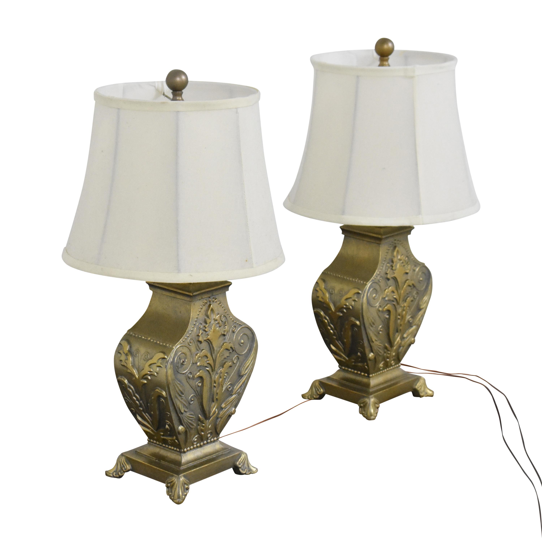 buy Restoration Hardware Table Lamps Restoration Hardware Decor