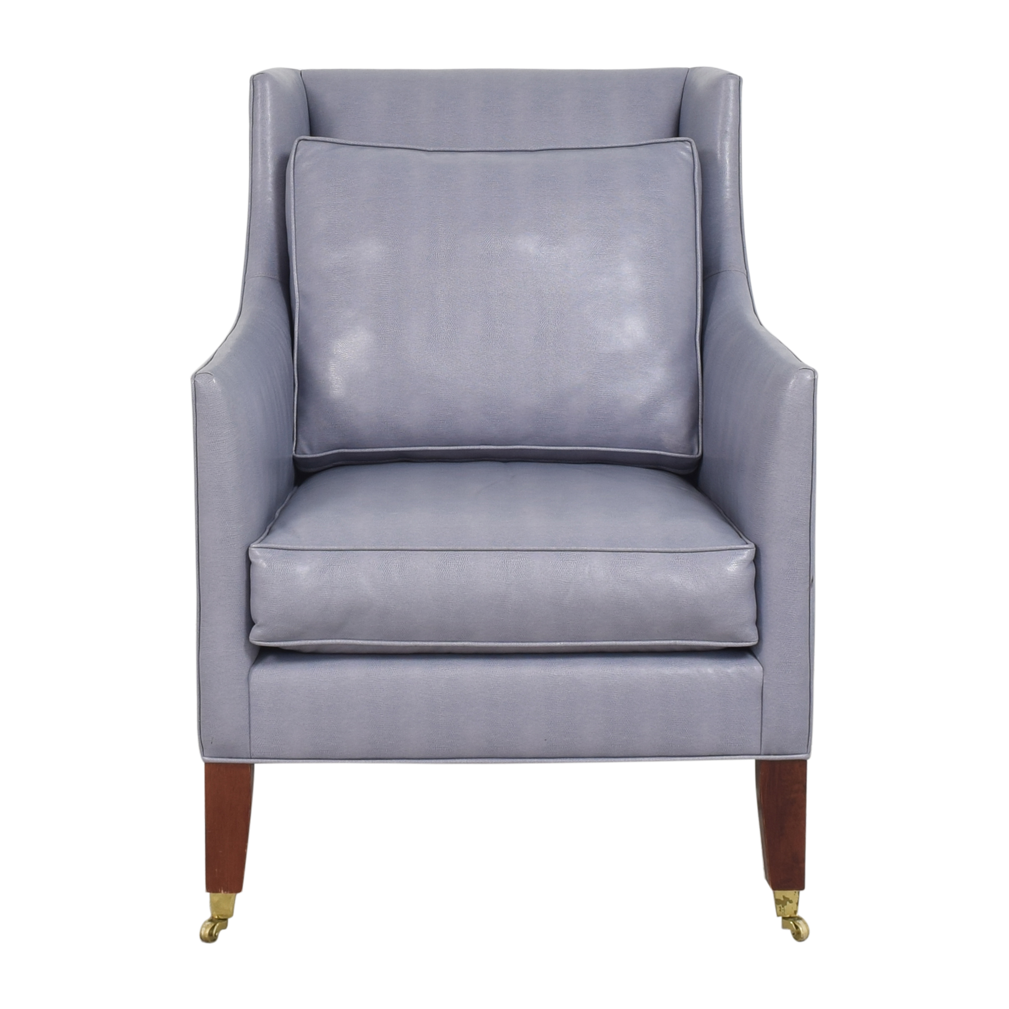 shop Baker Furniture Milling Road Accent Chair Baker Furniture Accent Chairs
