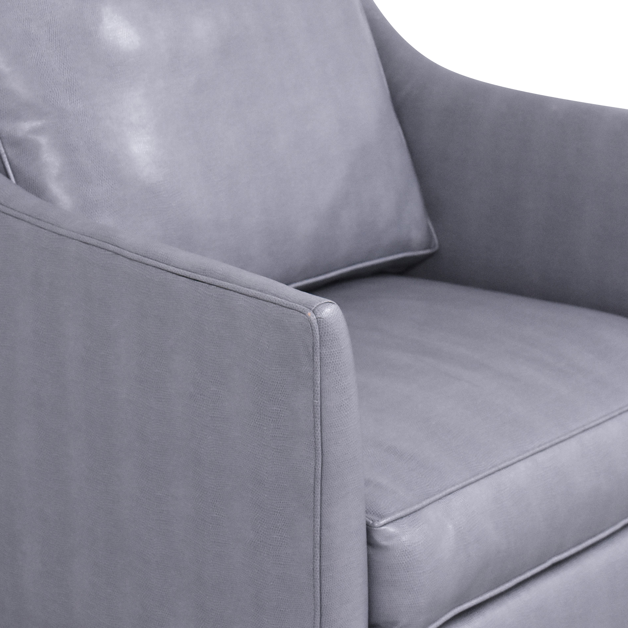 Baker Furniture Baker Furniture Milling Road Accent Chair discount