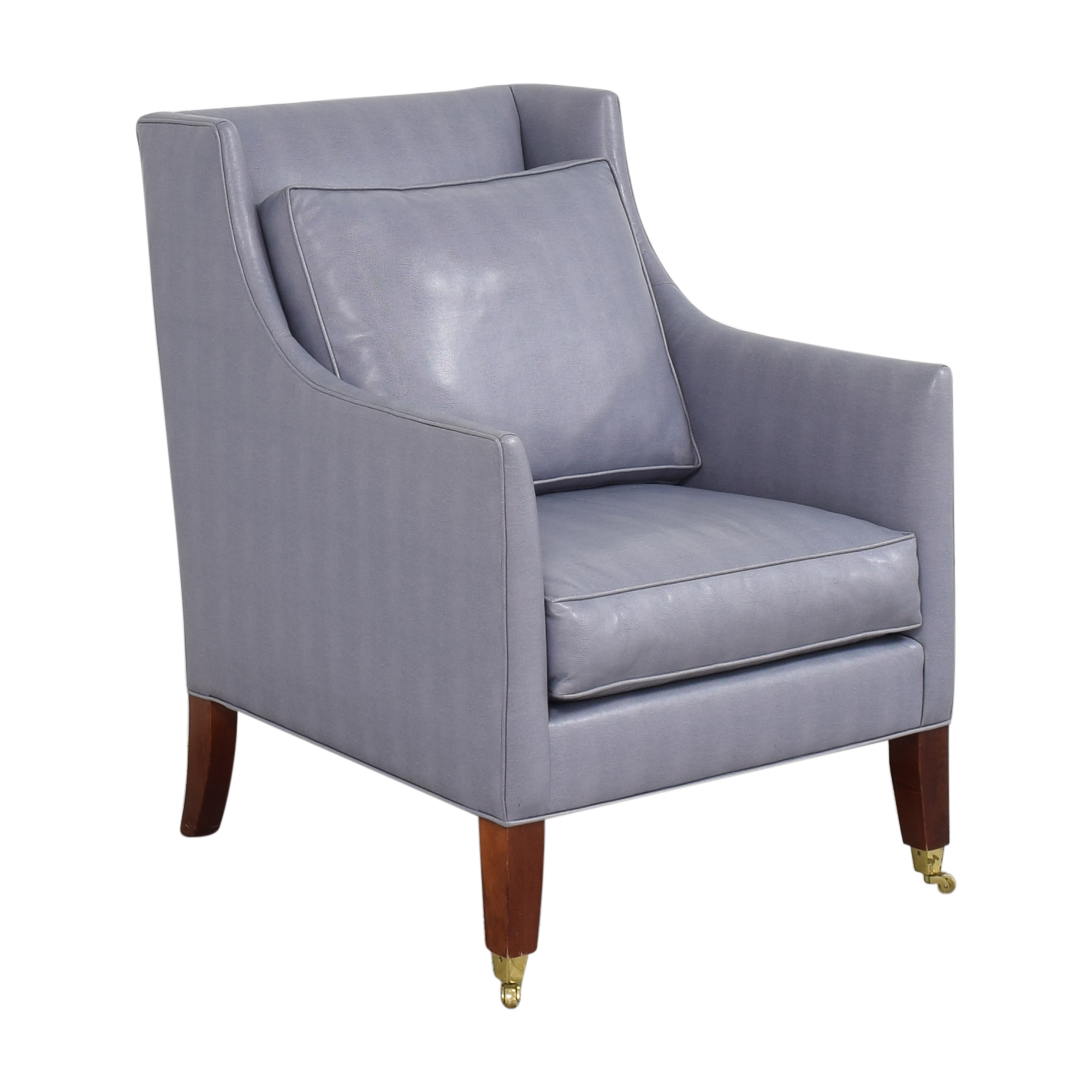 Baker Furniture Milling Road Accent Chair sale