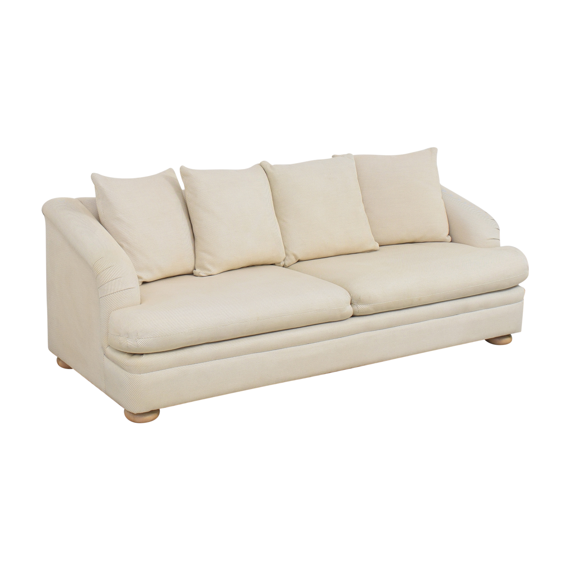 McCreary Modern McCreary Modern English Roll Arm Sofa Sofas