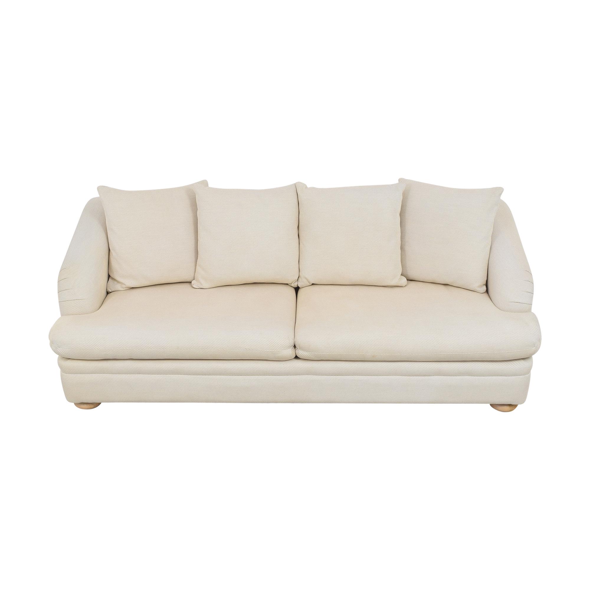 buy McCreary Modern McCreary Modern English Roll Arm Sofa online