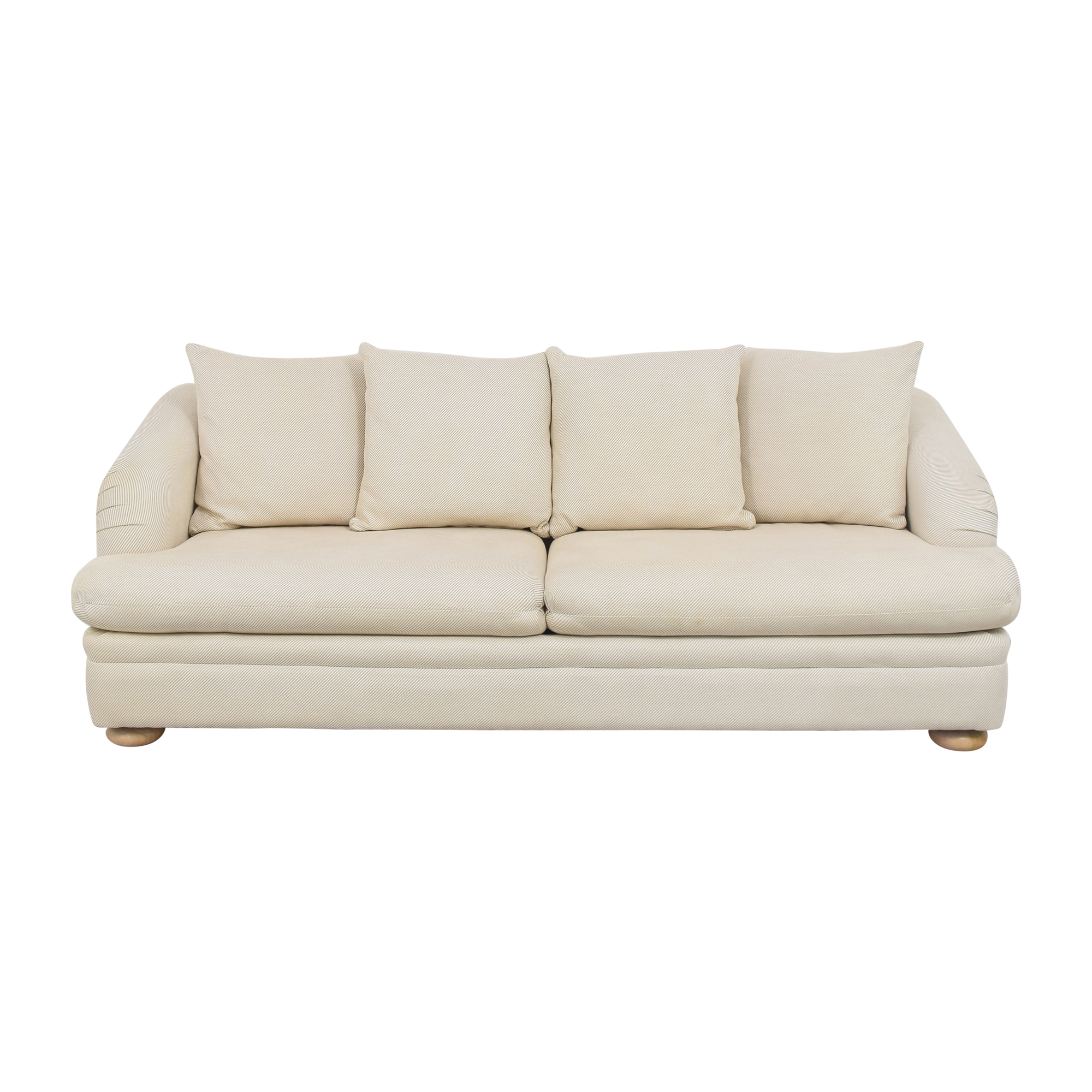 McCreary Modern McCreary Modern English Roll Arm Sofa nj