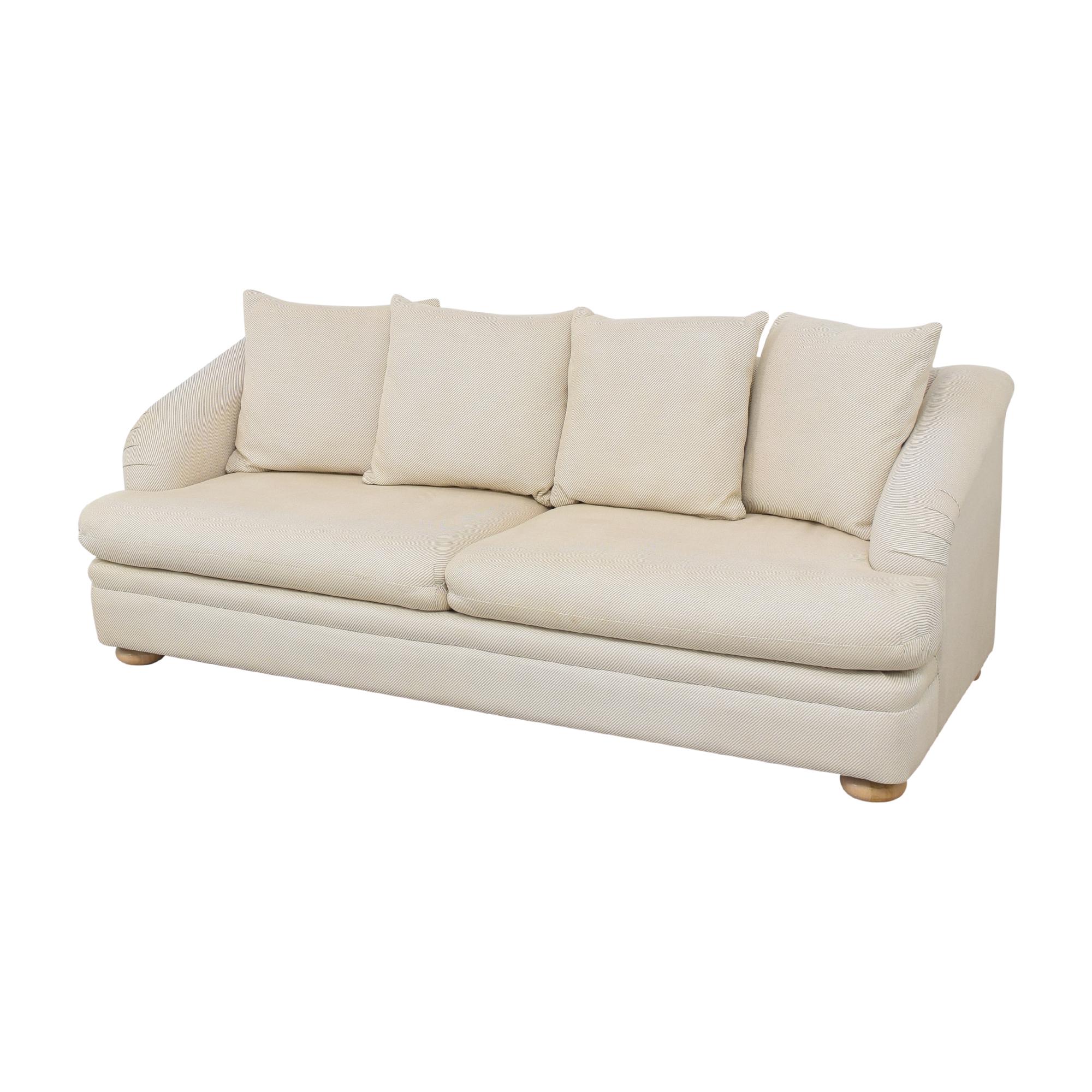 McCreary Modern McCreary Modern English Roll Arm Sofa nj