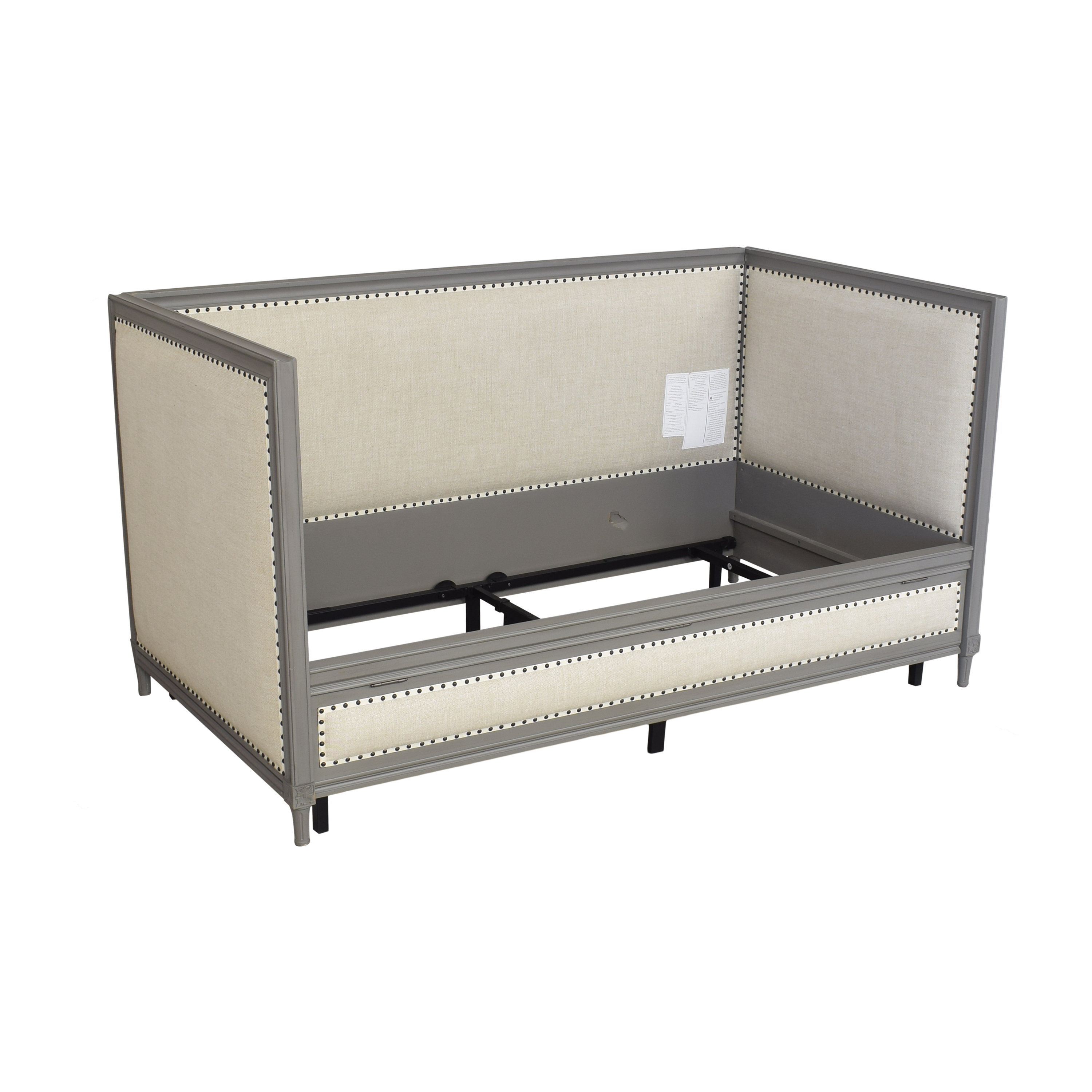 Restoration Hardware Restoration Hardware Maison Twin Panel Daybed