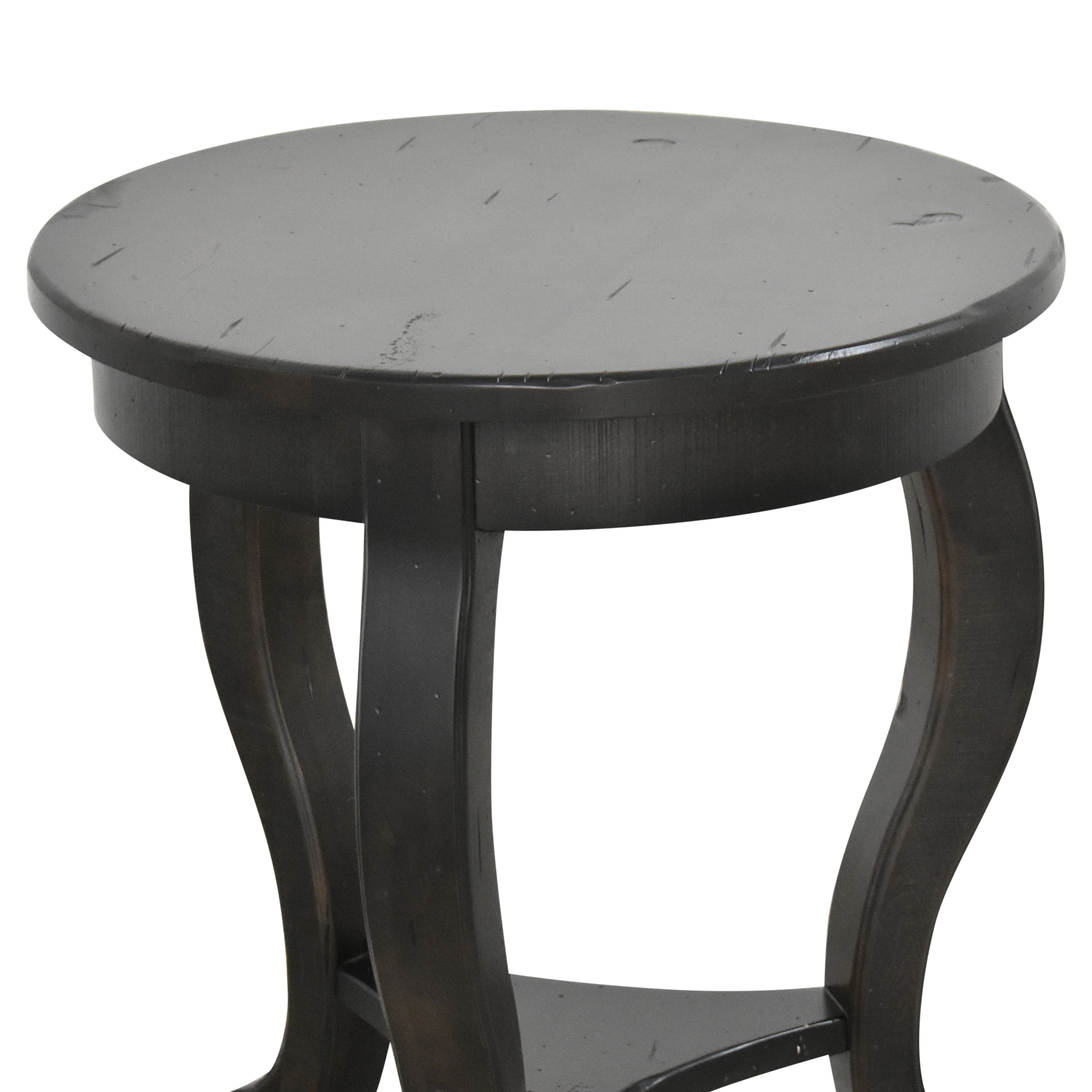 buy Canadel Champlain Living Collection Round End Table Canadel End Tables