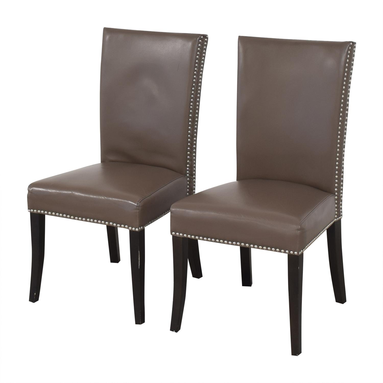 shop Safavieh Brewster Side Chairs Safavieh
