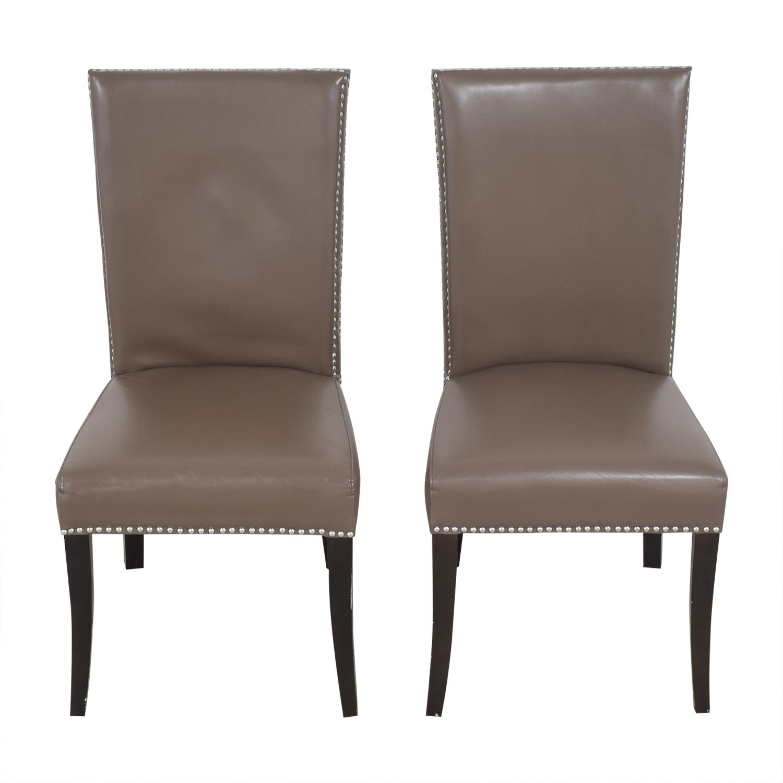 shop Safavieh Brewster Side Chairs Safavieh Chairs