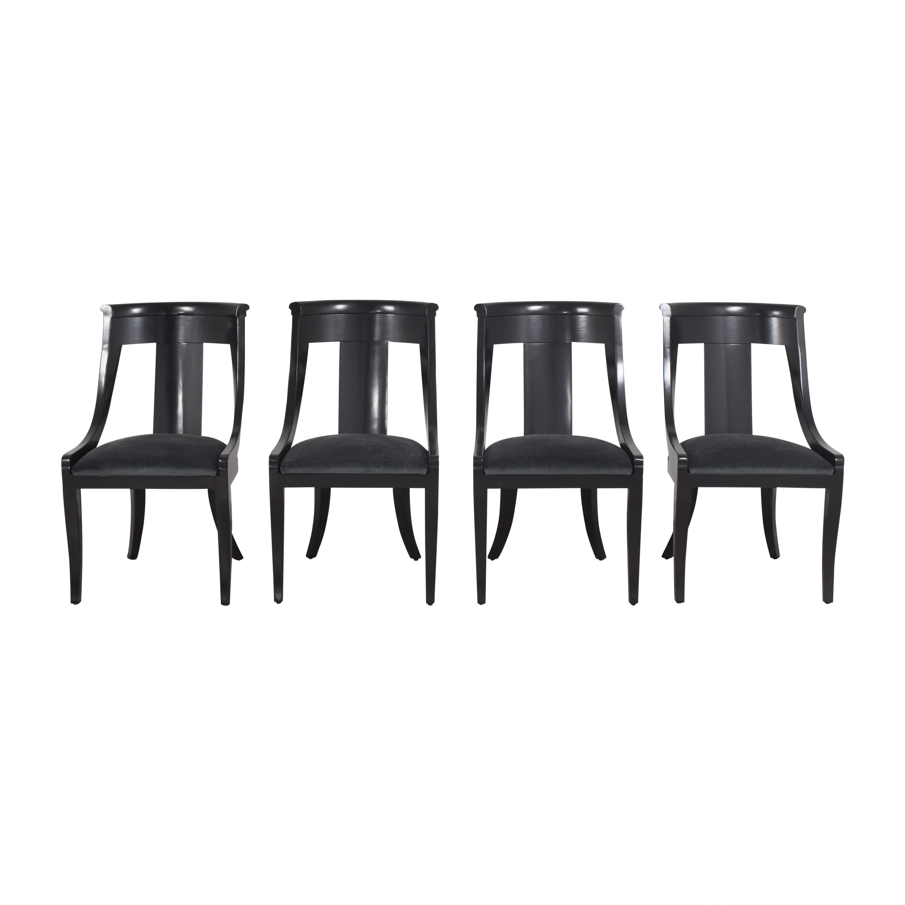 shop Baker Furniture Palladian Dining Chairs Baker Furniture Dining Chairs