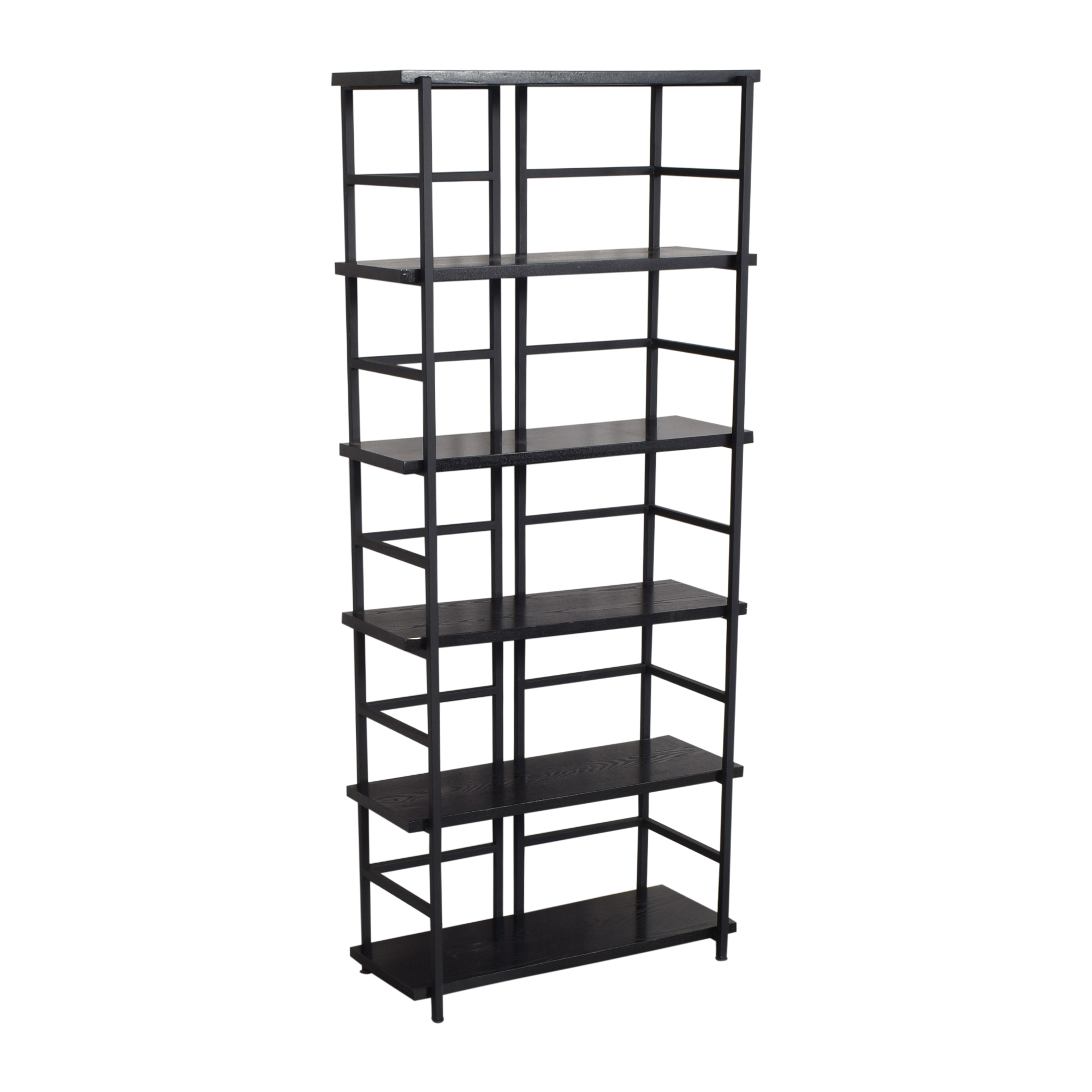 The Container Store The Container Store Connections Five Shelf Bookshelf