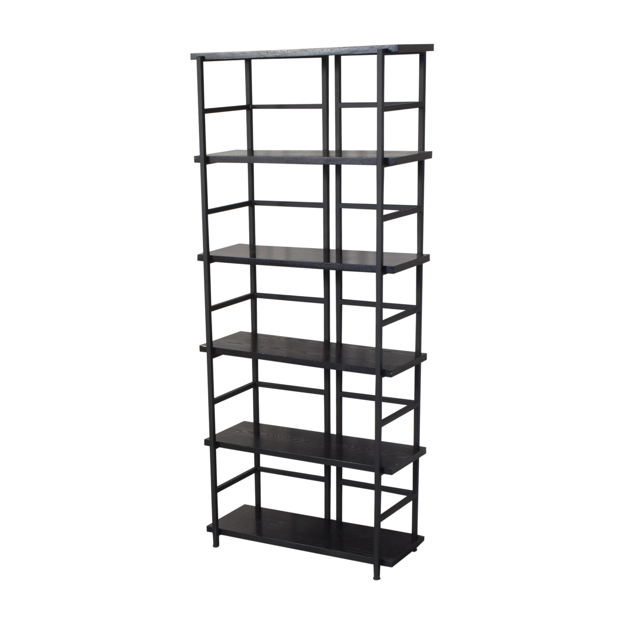 The Container Store The Container Store Connections Five Shelf Bookshelf Storage