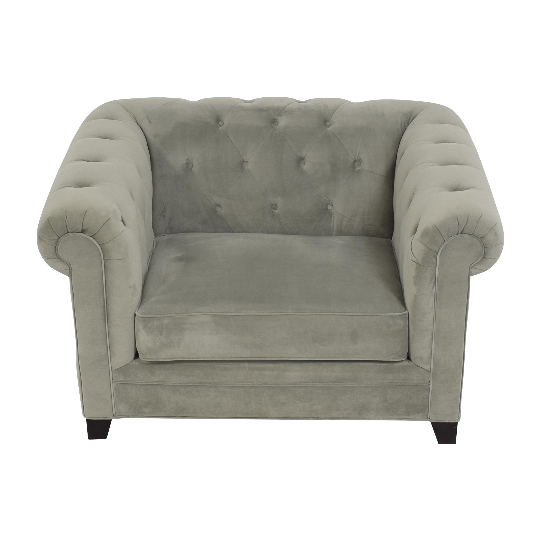 Macy's Macy's Martha Stewart Collection Saybridge Armchair