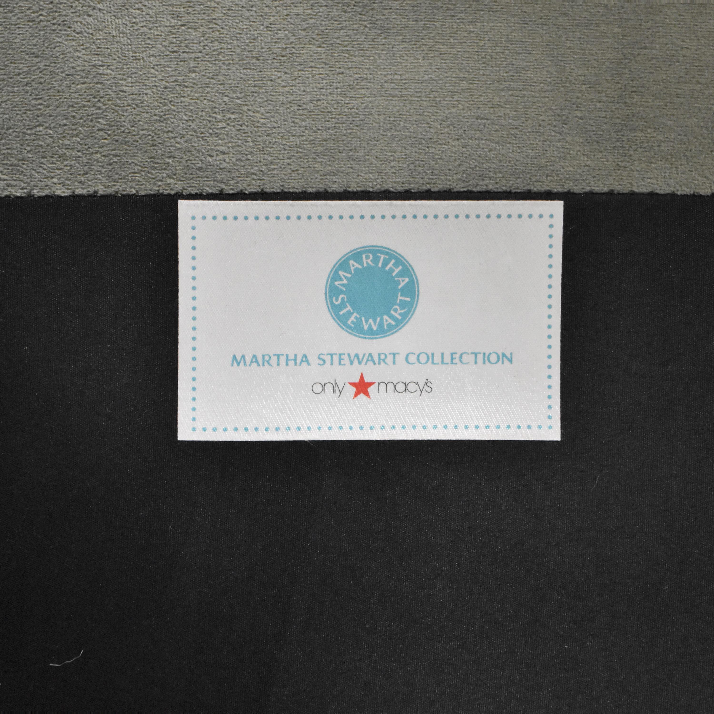 Macy's Macy's Martha Stewart Collection Saybridge Armchair ma