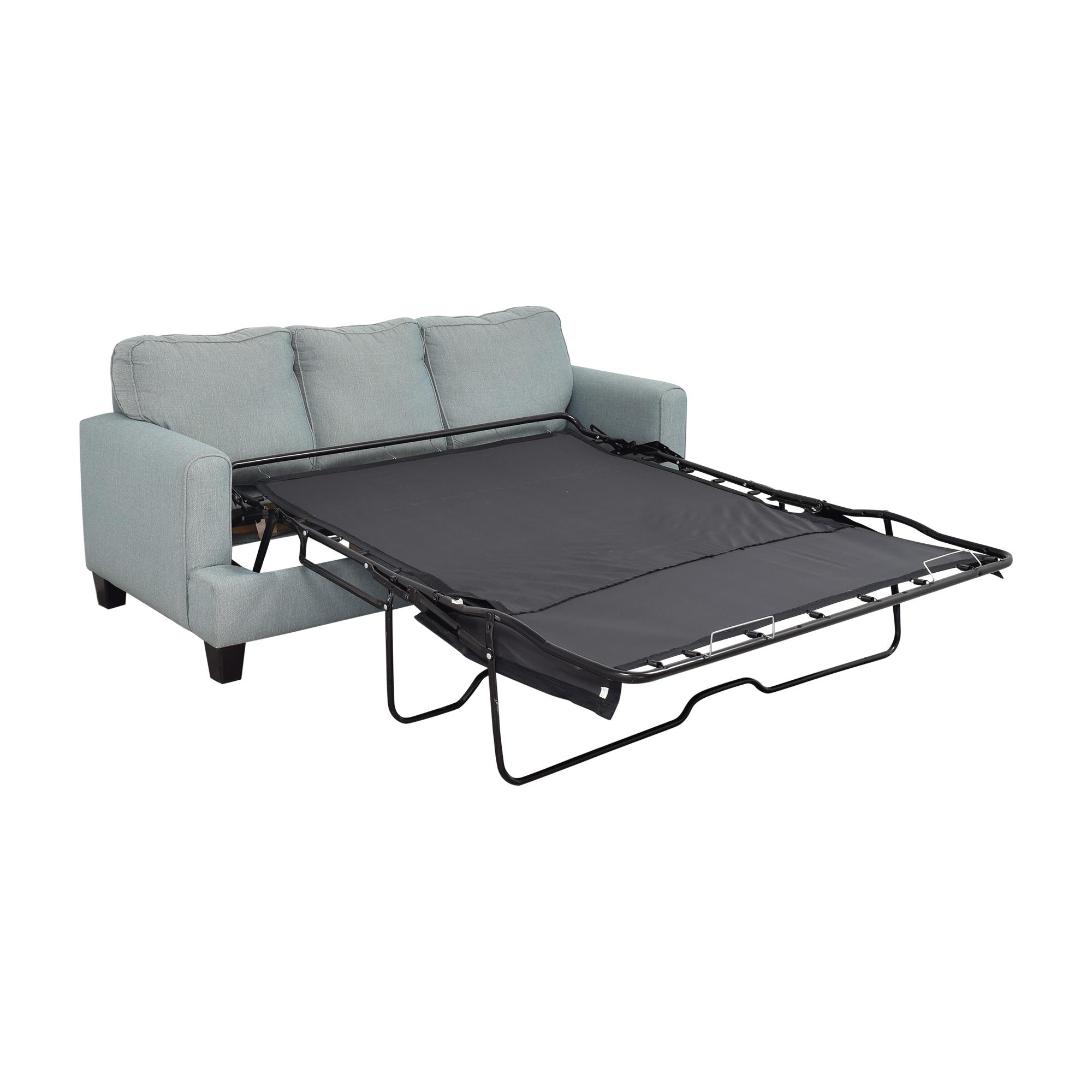 Raymour & Flanigan Raymour & Flanigan Sleeper Sofa dimensions