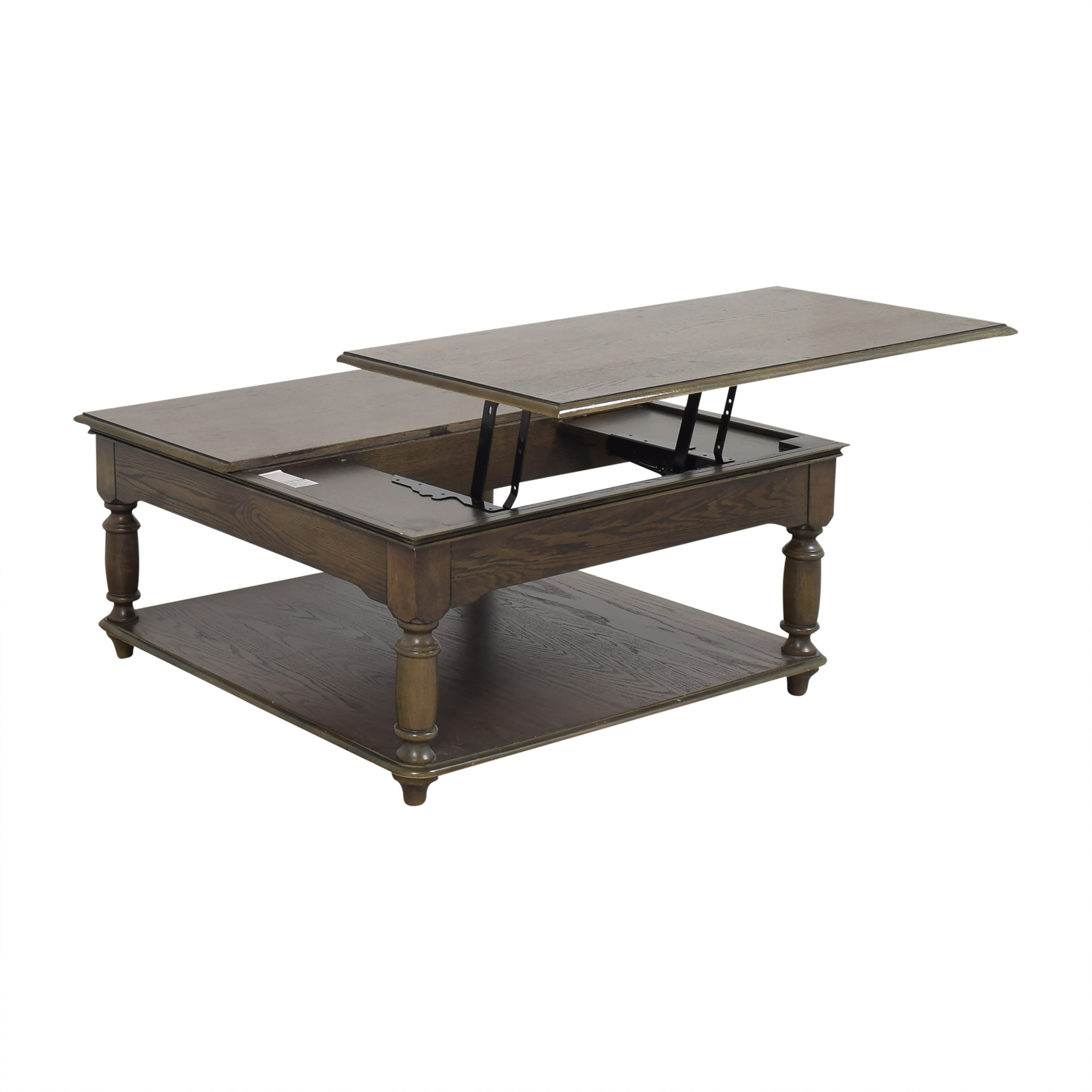 Riverside Furniture Square Lift-Top Coffee Table Riverside Furniture