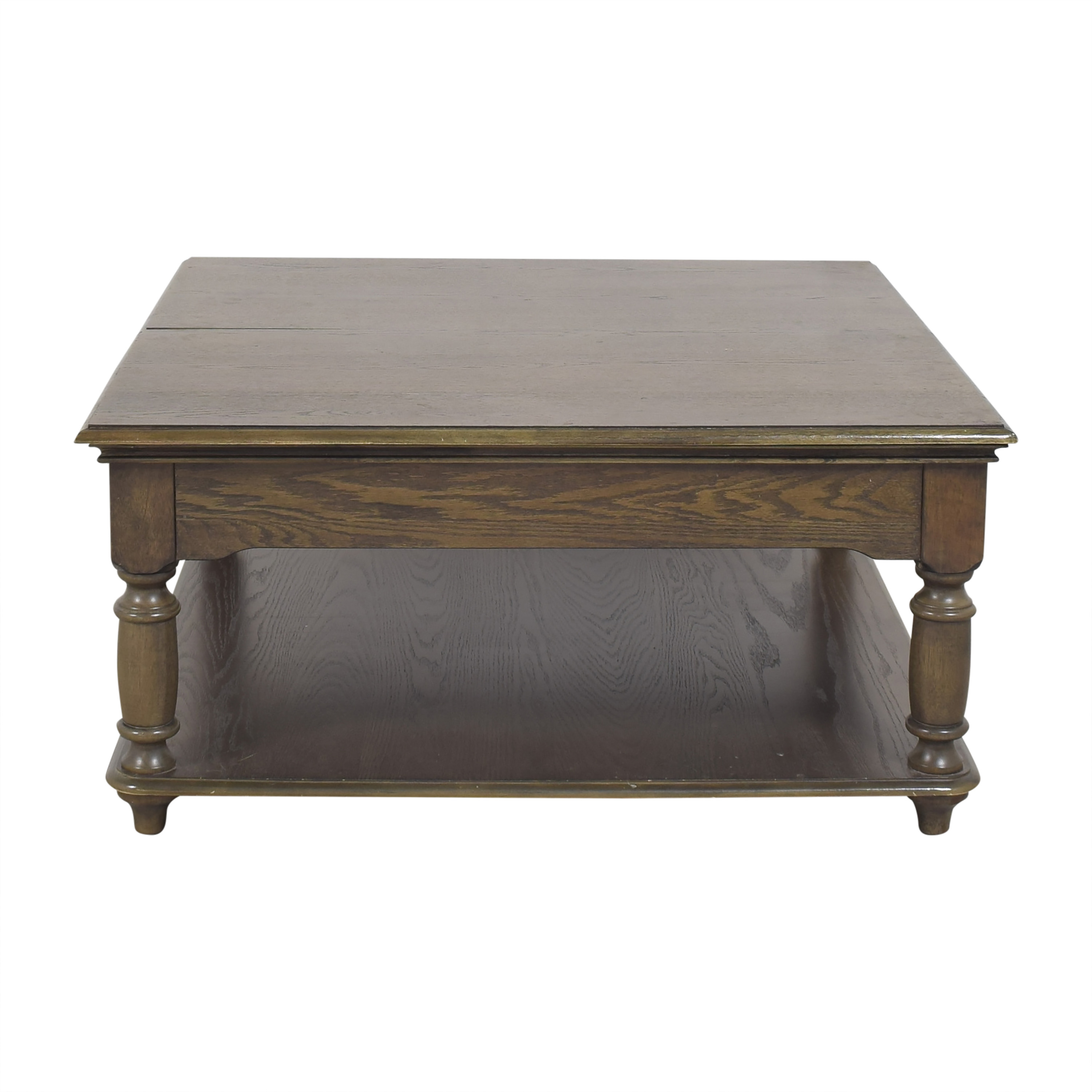 shop Riverside Furniture Riverside Furniture Square Lift-Top Coffee Table online