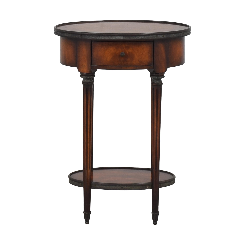 Bombay Company Bombay Company Single Drawer End Table price