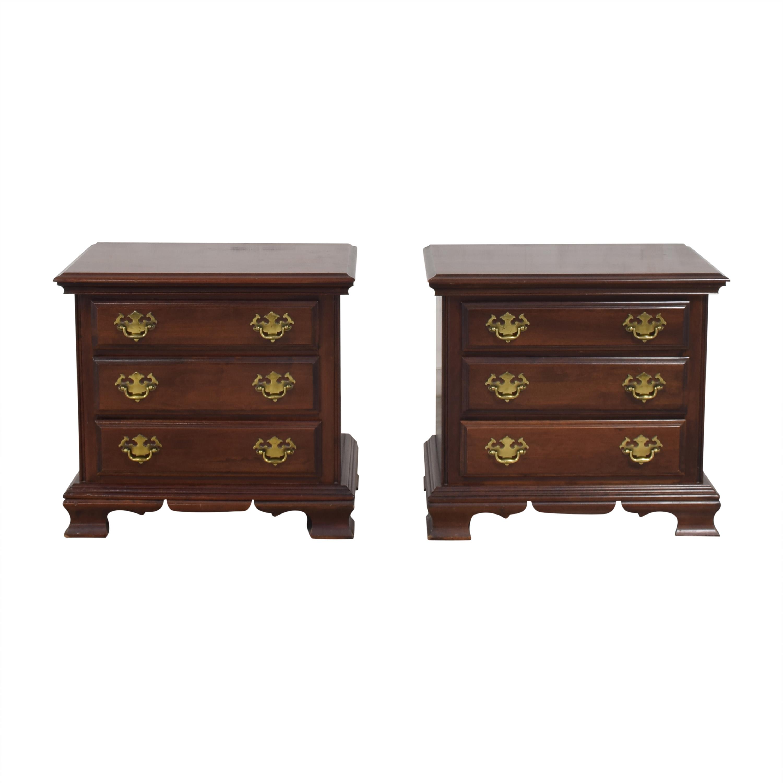 buy Kincaid Furniture Three Drawer End Tables Kincaid Furniture Tables