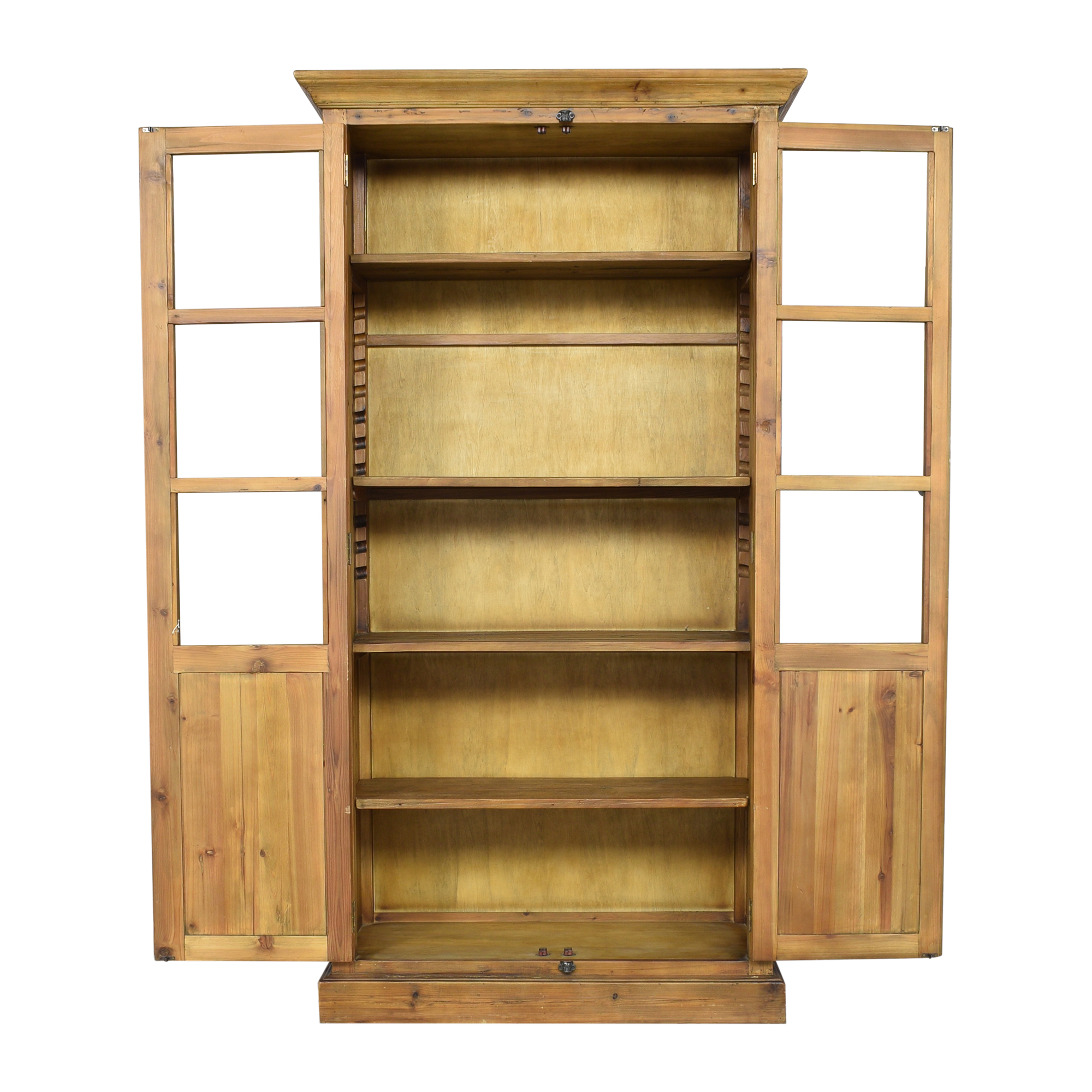 buy Crate & Barrel Bedford Tall Cabinet Crate & Barrel Cabinets & Sideboards