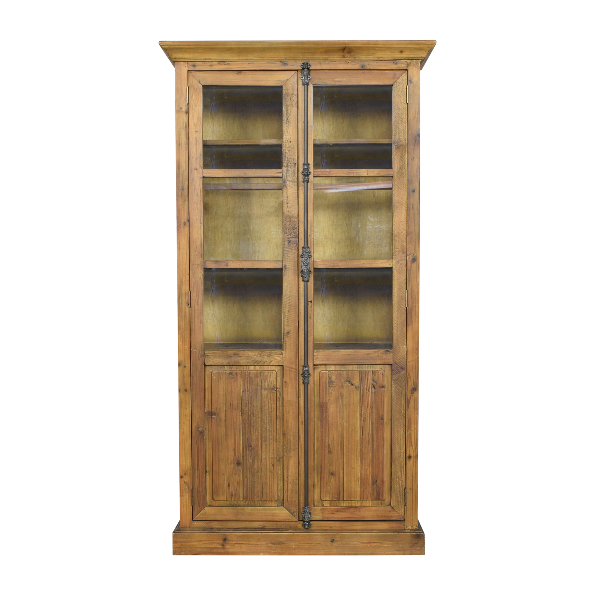 Crate & Barrel Crate & Barrel Bedford Tall Cabinet on sale
