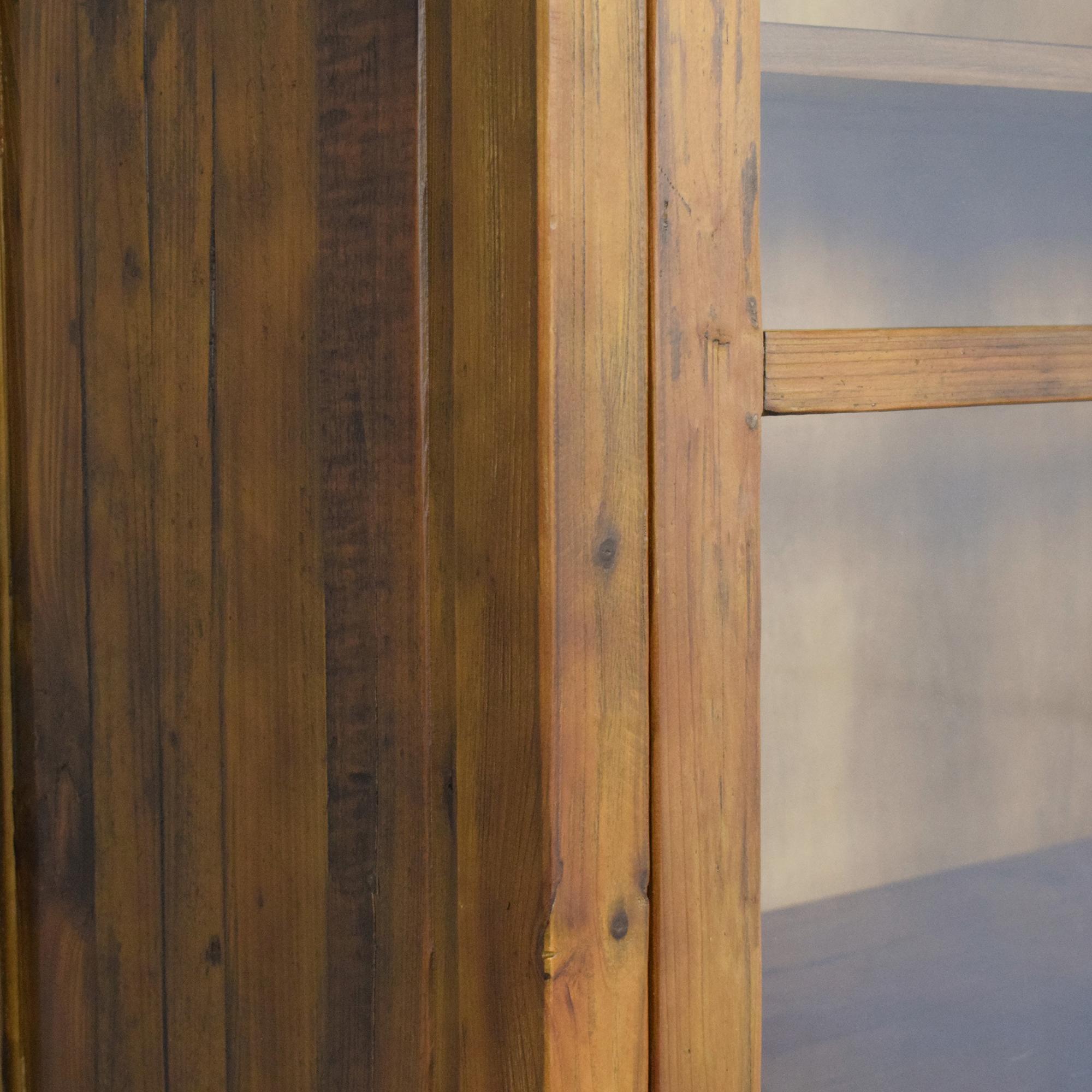 Crate & Barrel Crate & Barrel Bedford Tall Cabinet