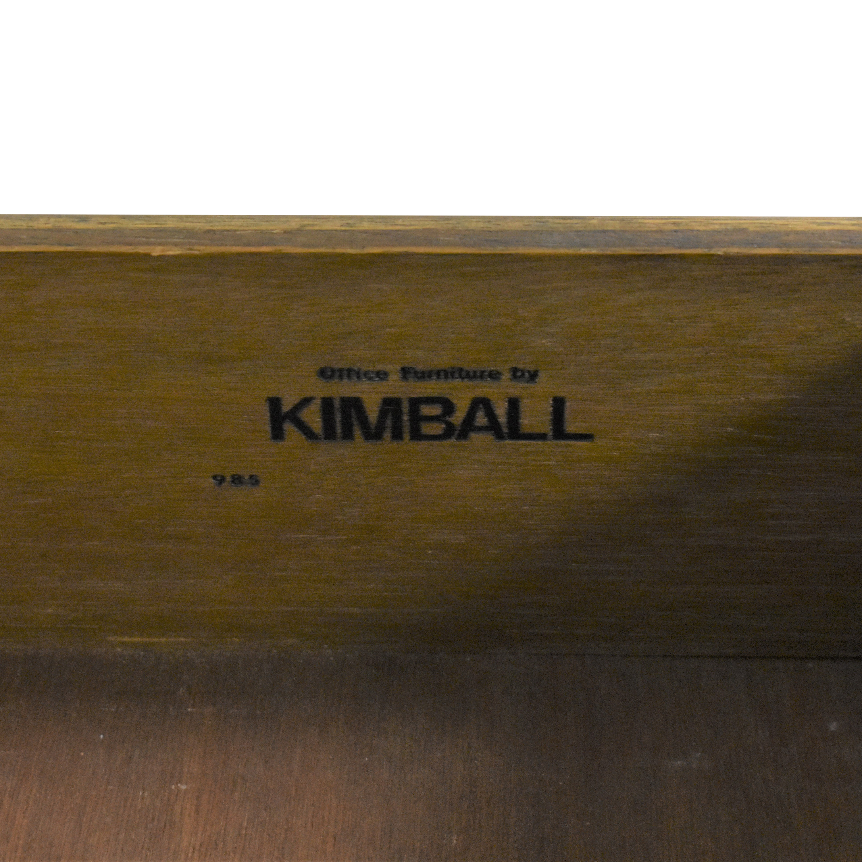 Kimball Kimball Mid Century Executive Credenza discount