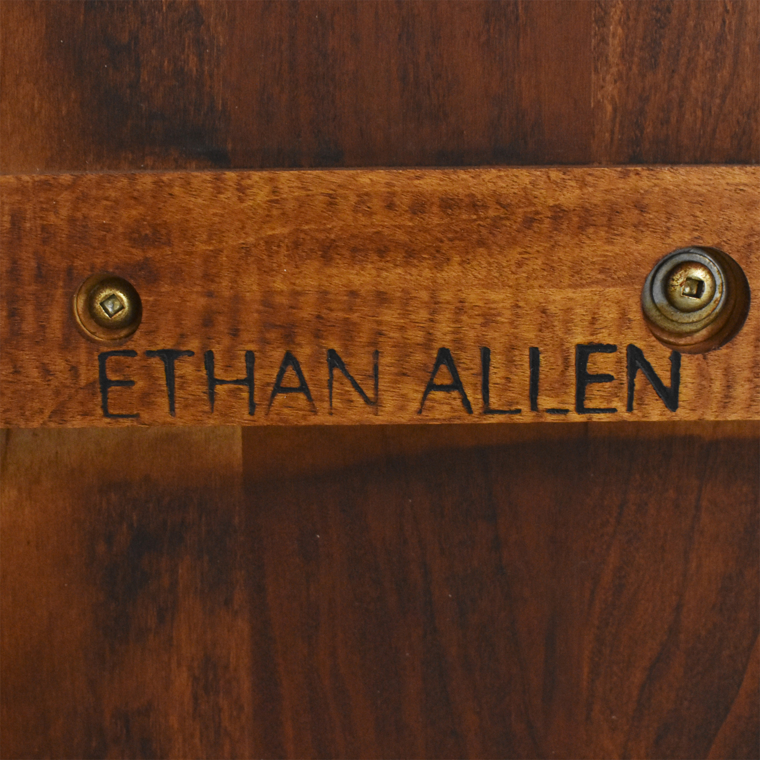 Ethan Allen Ethan Allen American Impressions Console Table Accent Tables